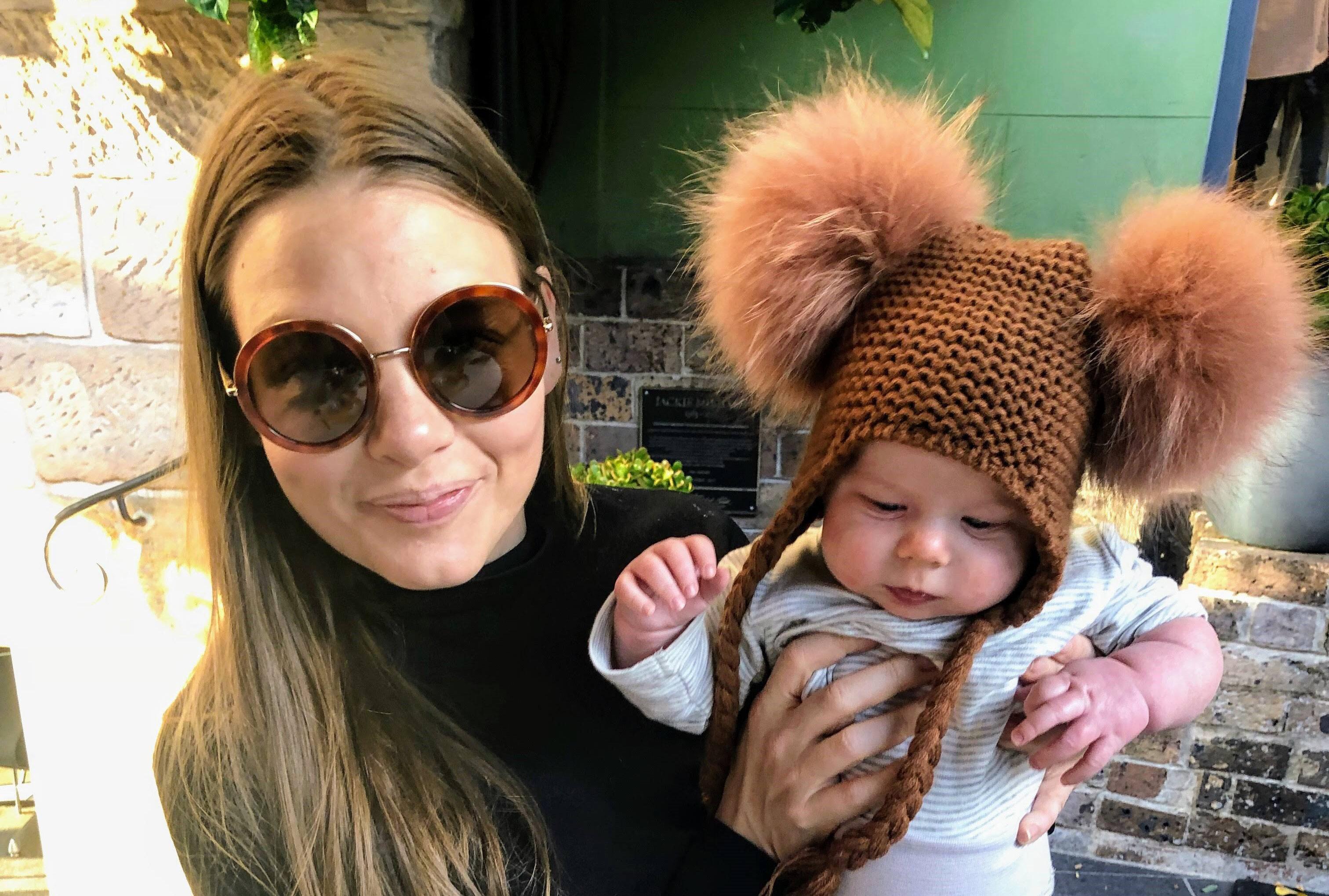 Fertility Tales: Amie Crichton