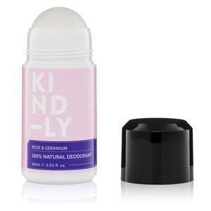 Kindly Rose & Geranium Natural Deodorant