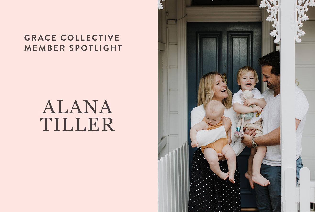 Meet The GRACE Collective: Alana Tiller