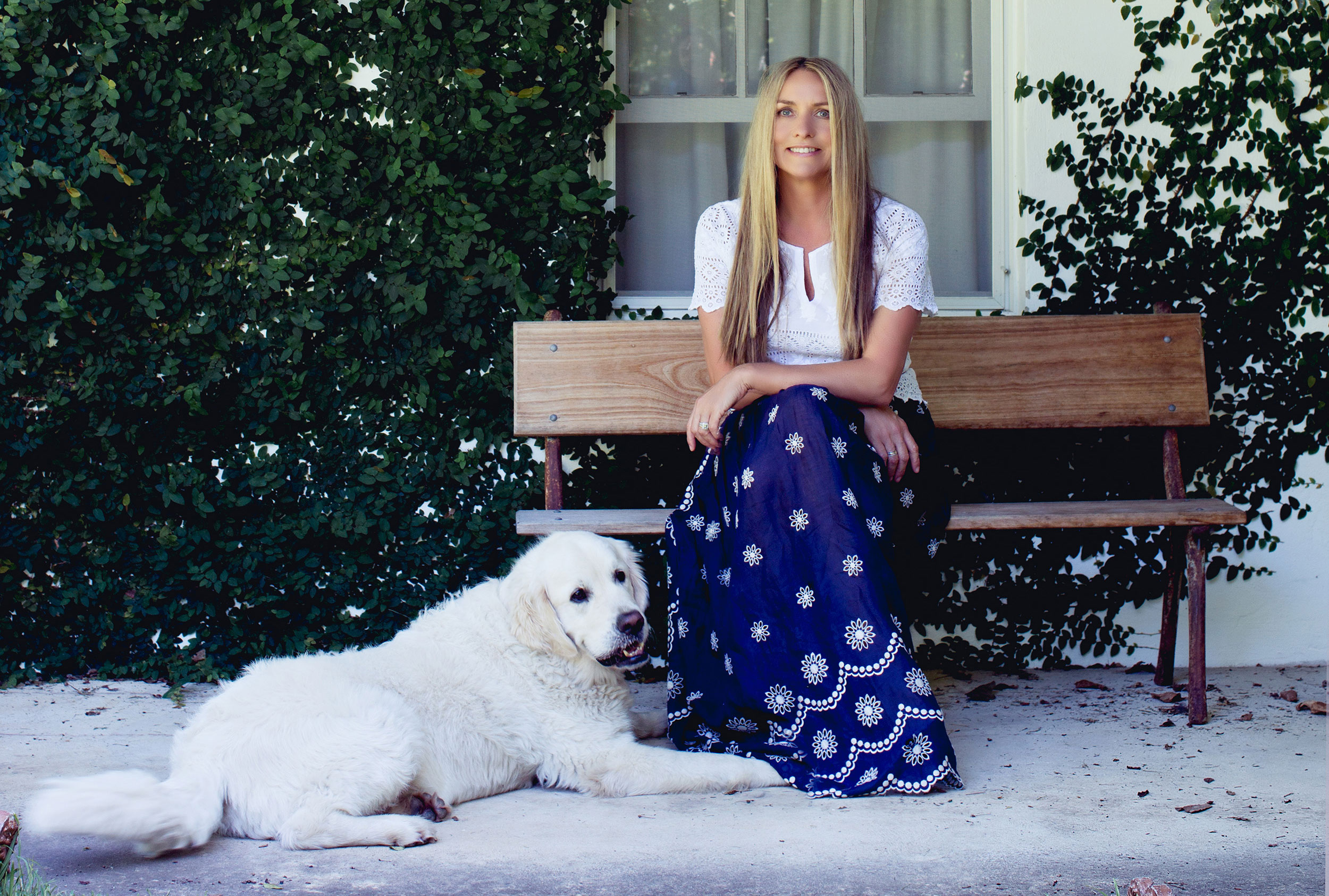 Collette Dinnigan on Her Moving New Book and Caring For The Ocean