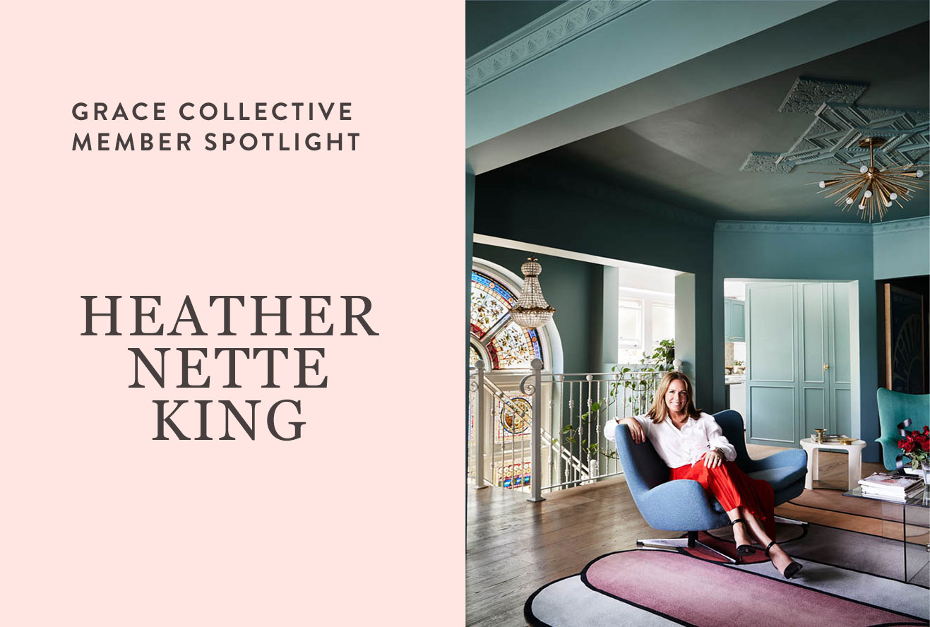 Meet The GRACE Collective: Heather Nette King