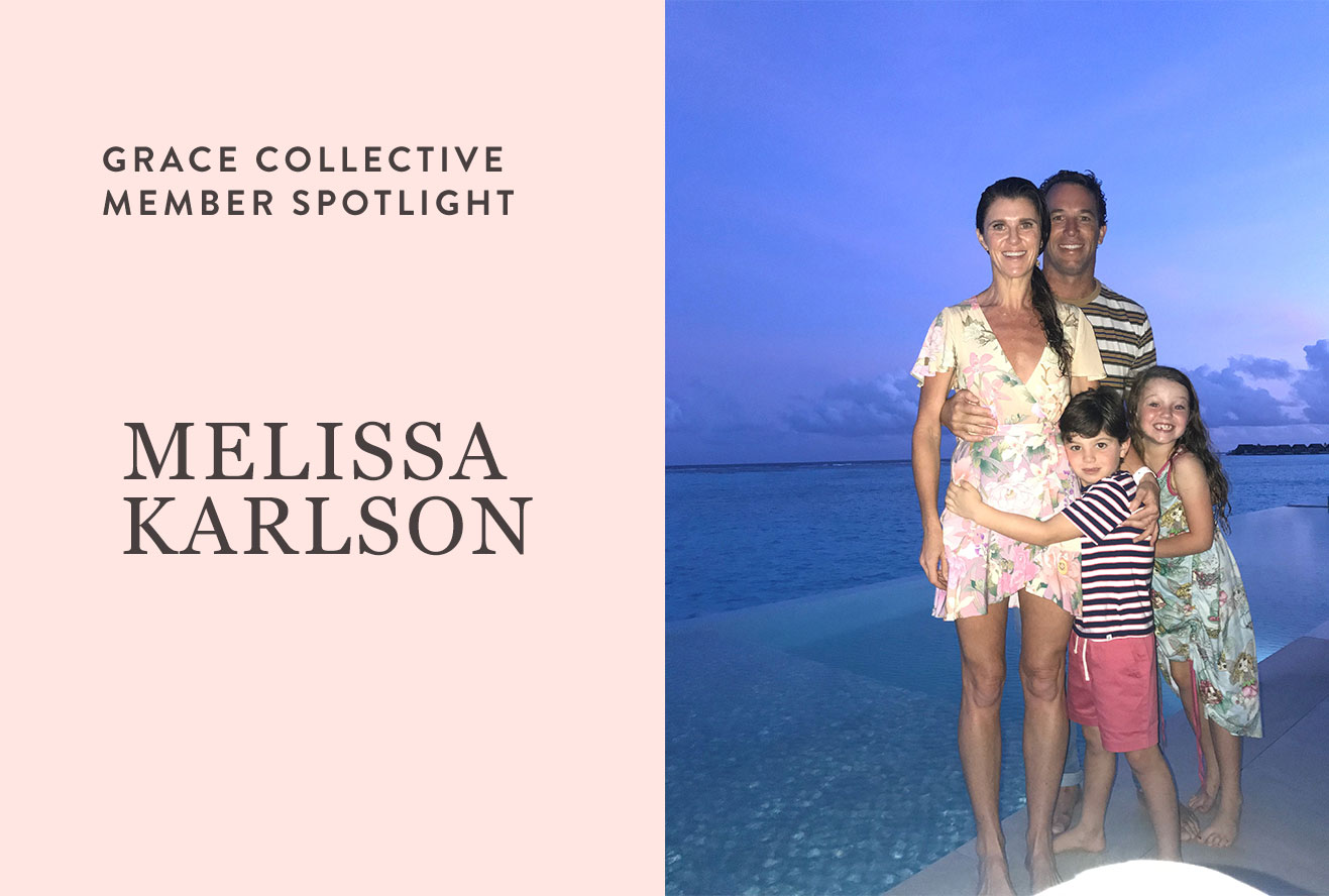 Meet The GRACE Collective: Melissa Karlson
