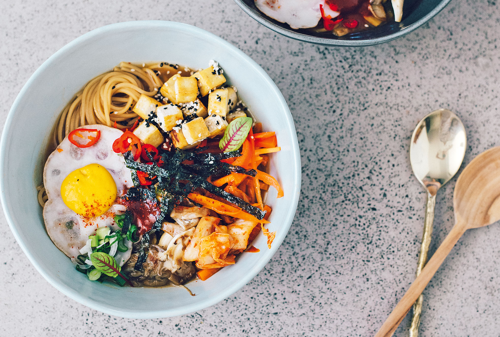 Three Delicious Recipes from Ellie Bullen's The Global Vegan