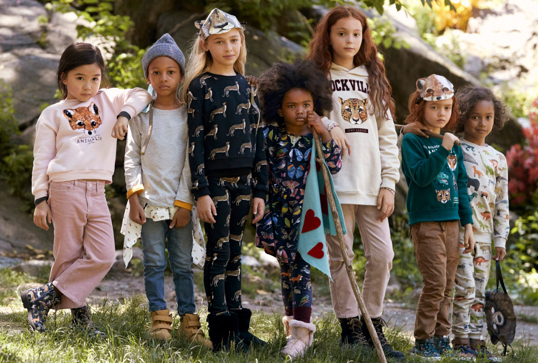 Six Exciting New High Street Kidswear Launches