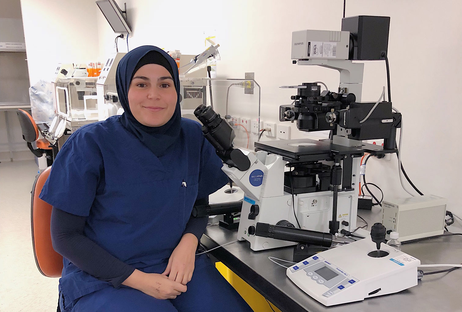 Meet Embryologist Sarah Dalati – Your Baby's First Babysitter