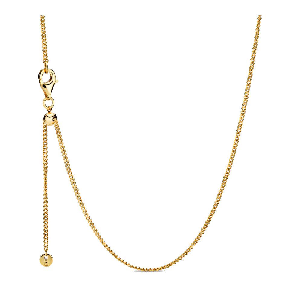 Pandora Shine Curb Chain Necklace