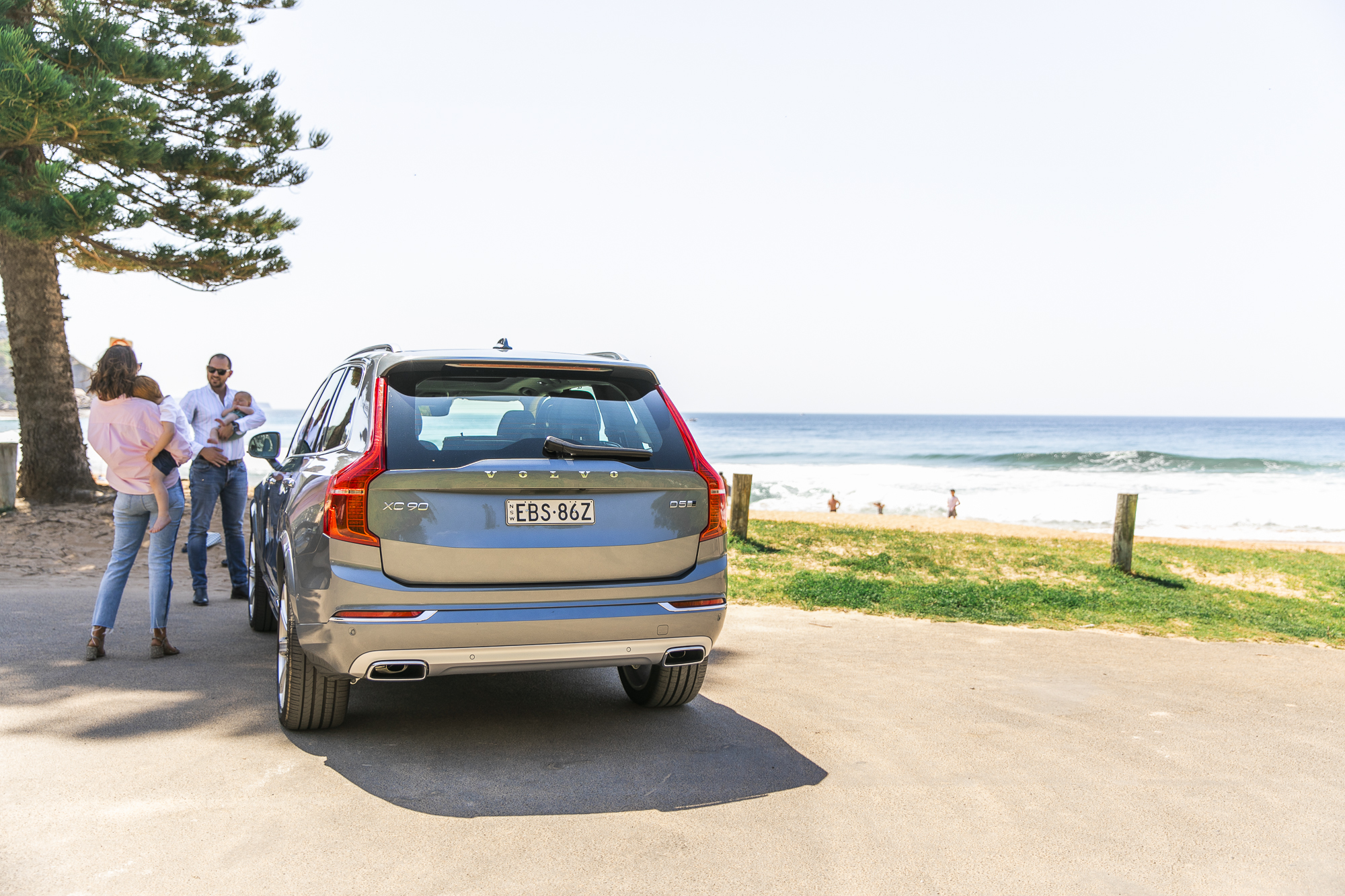 Big Families – Look No Further Than The Volvo XC90