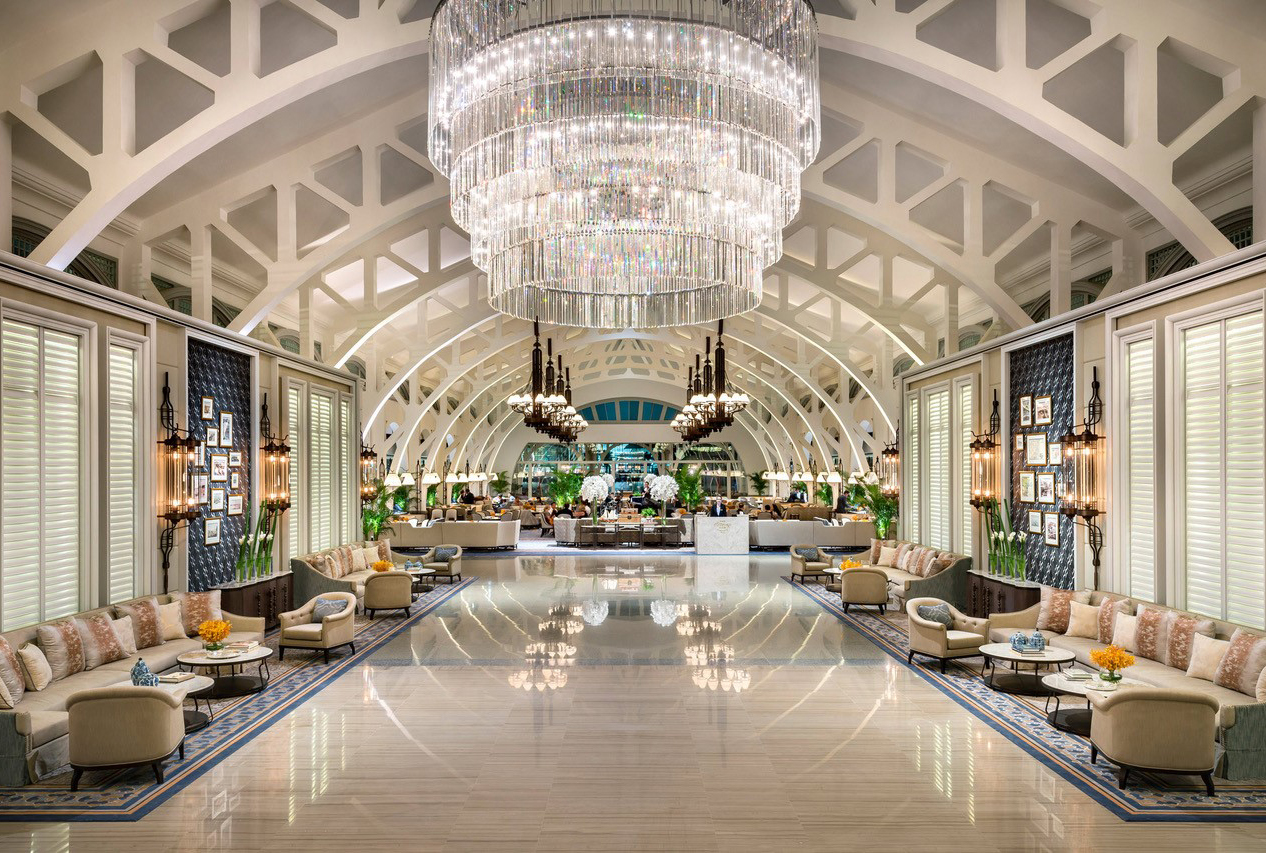 The Fullerton On The Bay Resort is The Ultimate City Retreat For Parents & Kids
