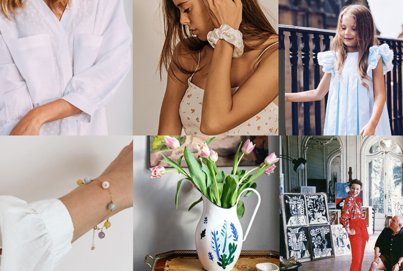 Amanda Woodward Brown Shares Her Monthly Edit of Where To Shop