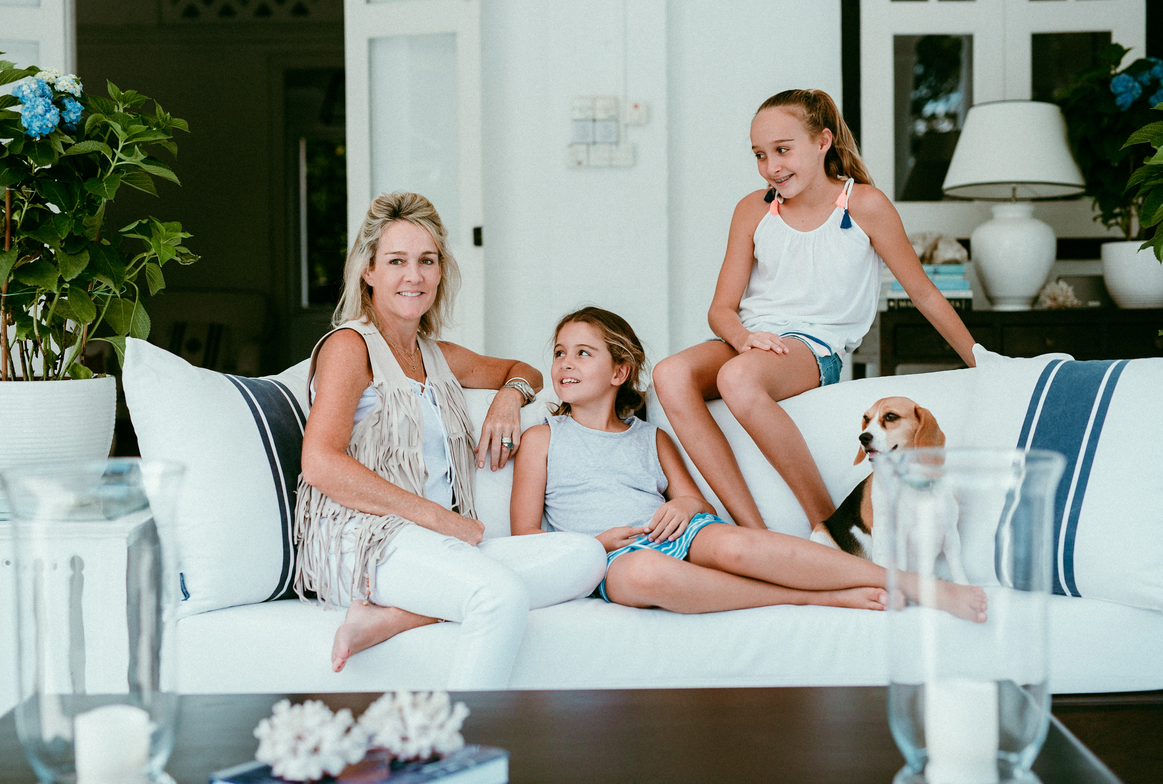 At Home in Singapore with  Bungalow 55 Owner Nina Beale
