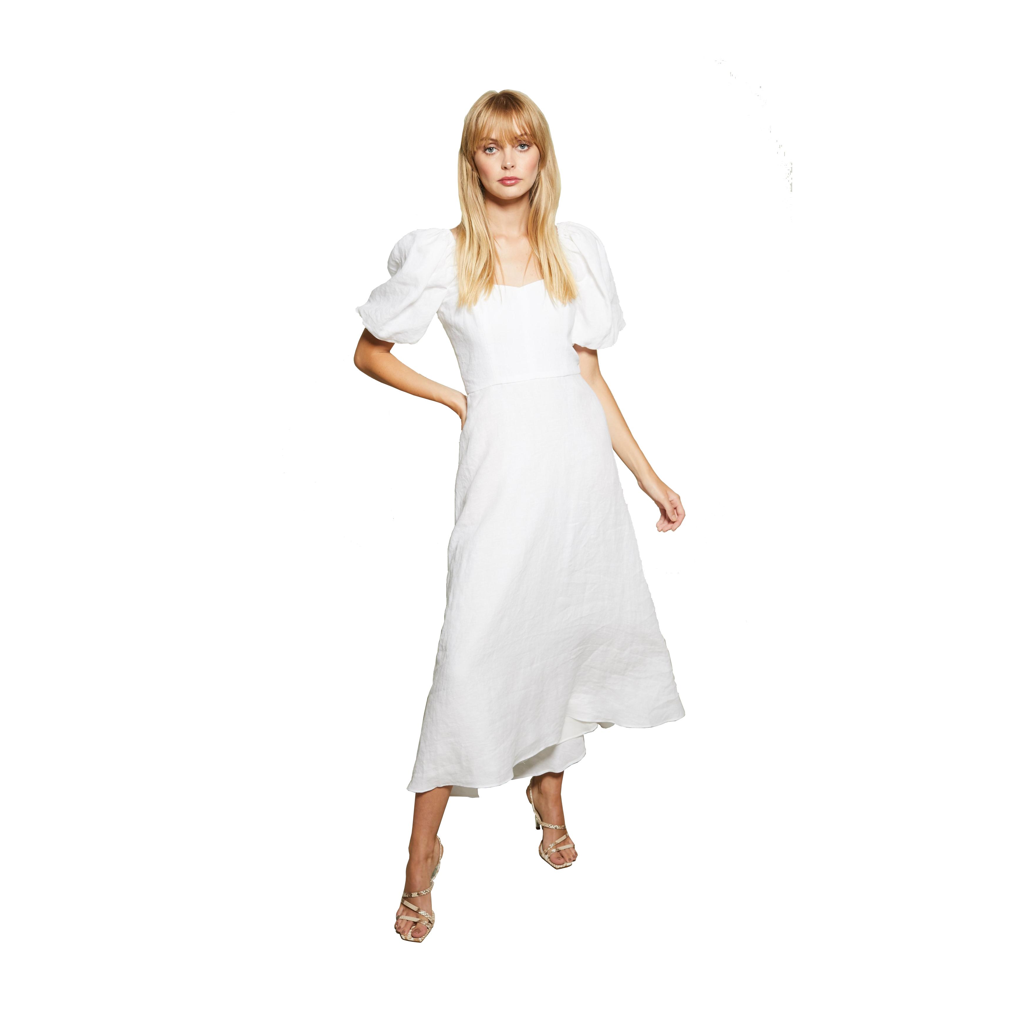 Bec + Bridge Evelyn Midi Dress