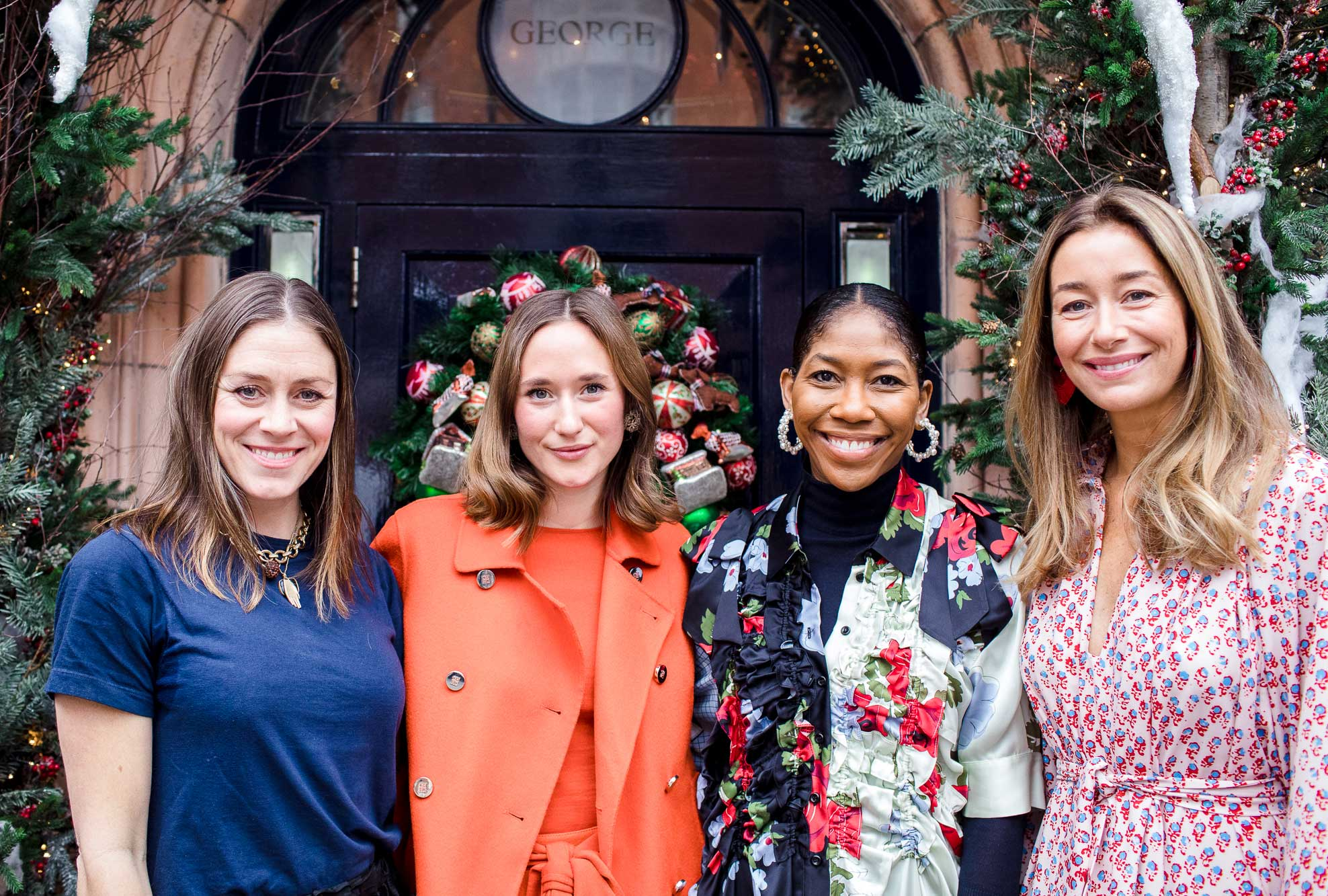 Our Latest GRACE Talks Event at George in London inspired Community & Connection