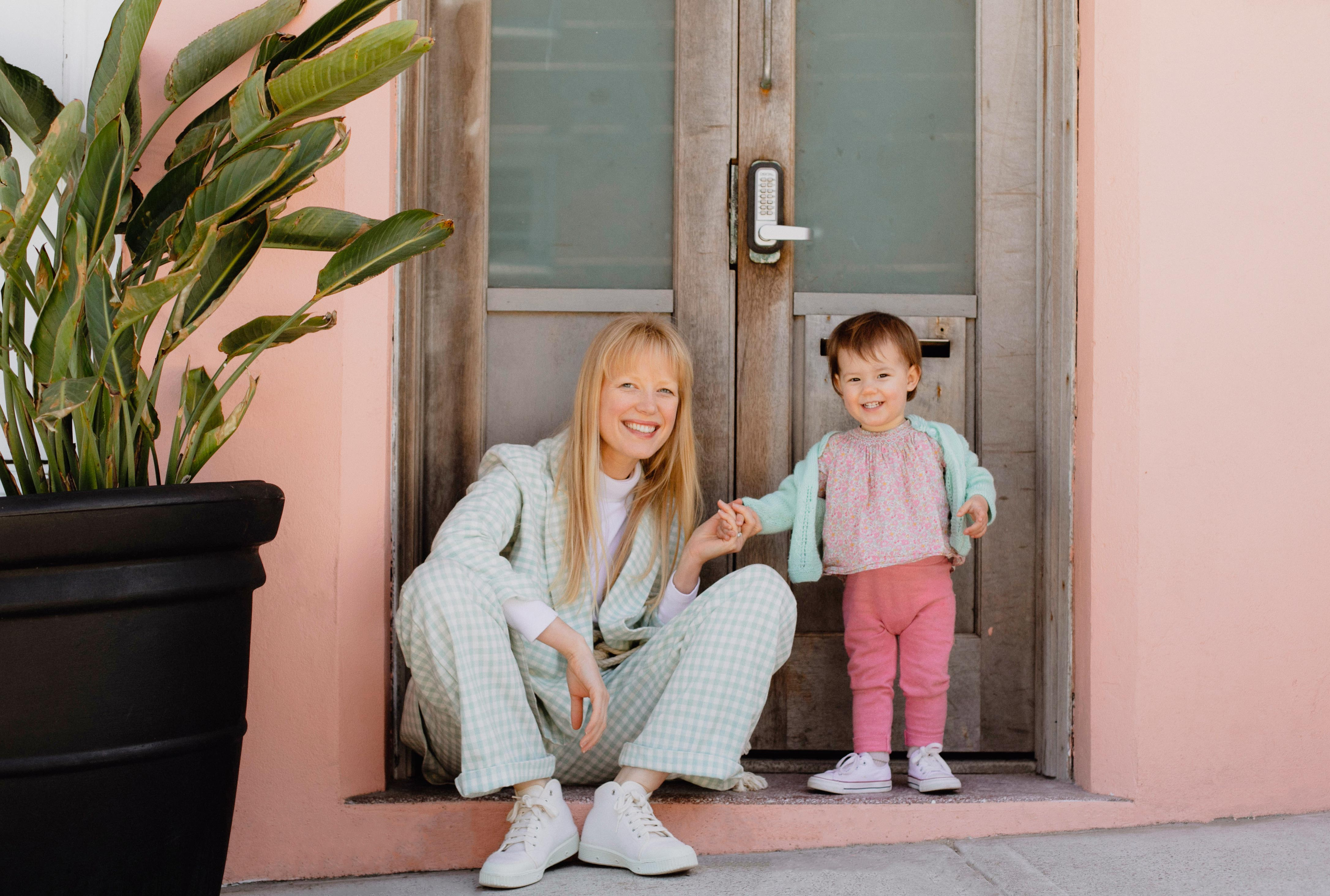 Stacey Cotter Manière on Creativity, Sustainability & Motherhood