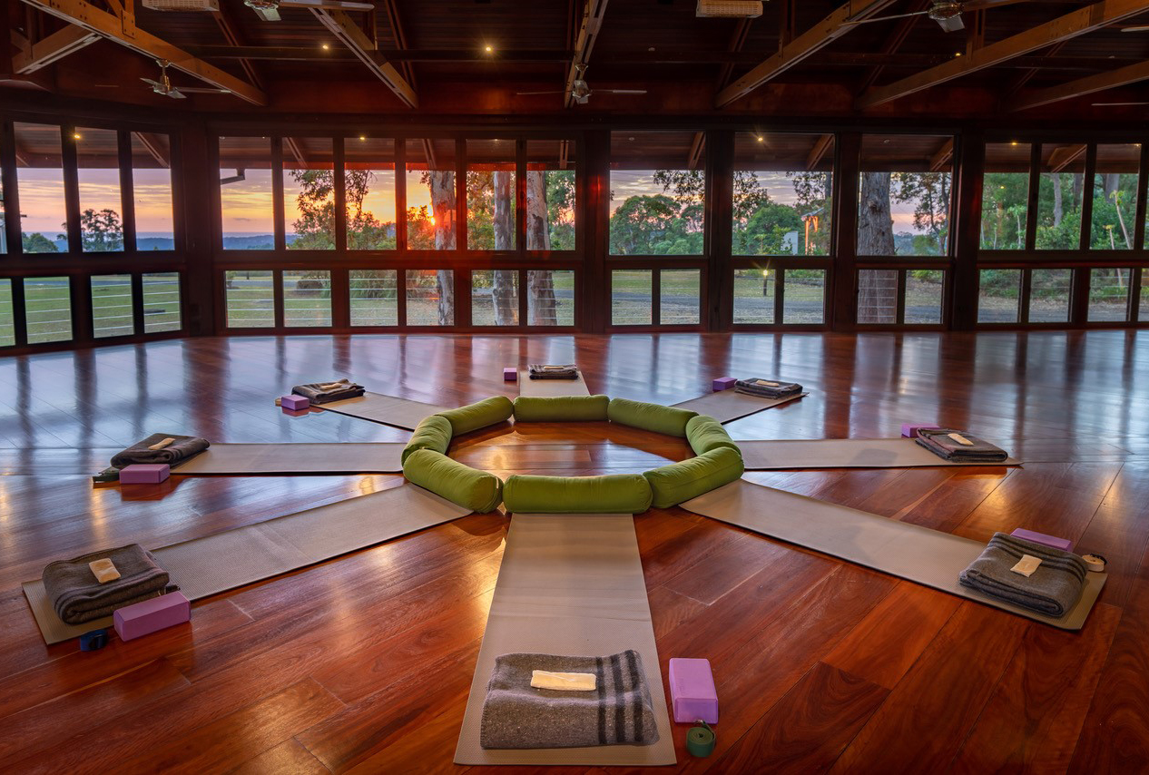 We Send A Tired Dad To Reset at Gwinganna Health Retreat – Here's What He Thought