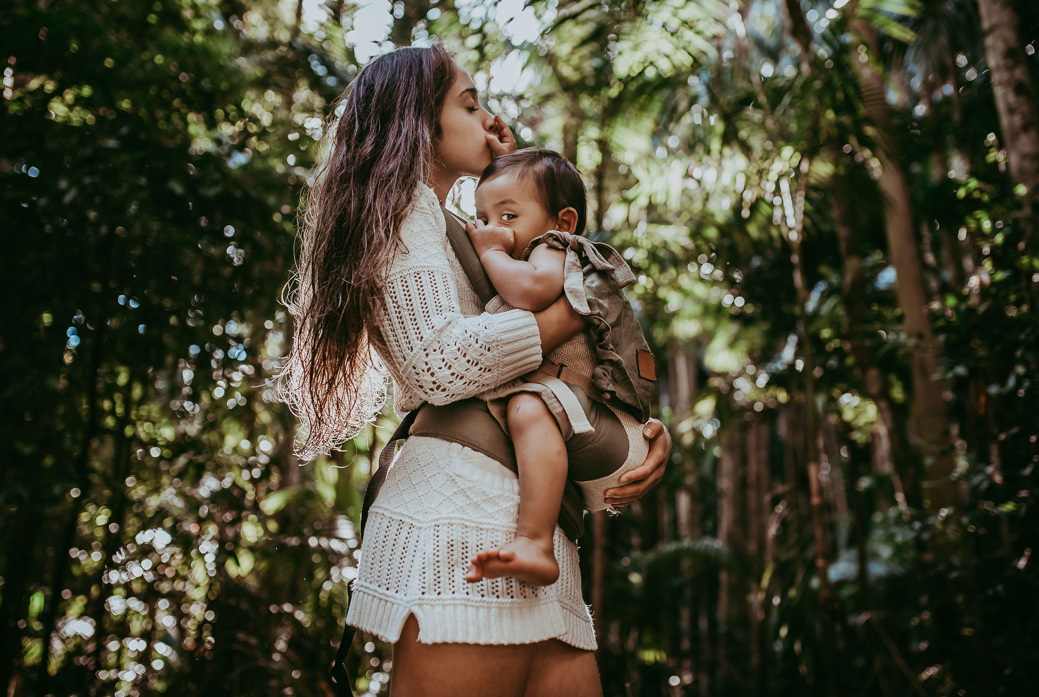 Sleep Deprivation Led to Zarpar Bebê – The Ethical, Beautiful Baby Carrier