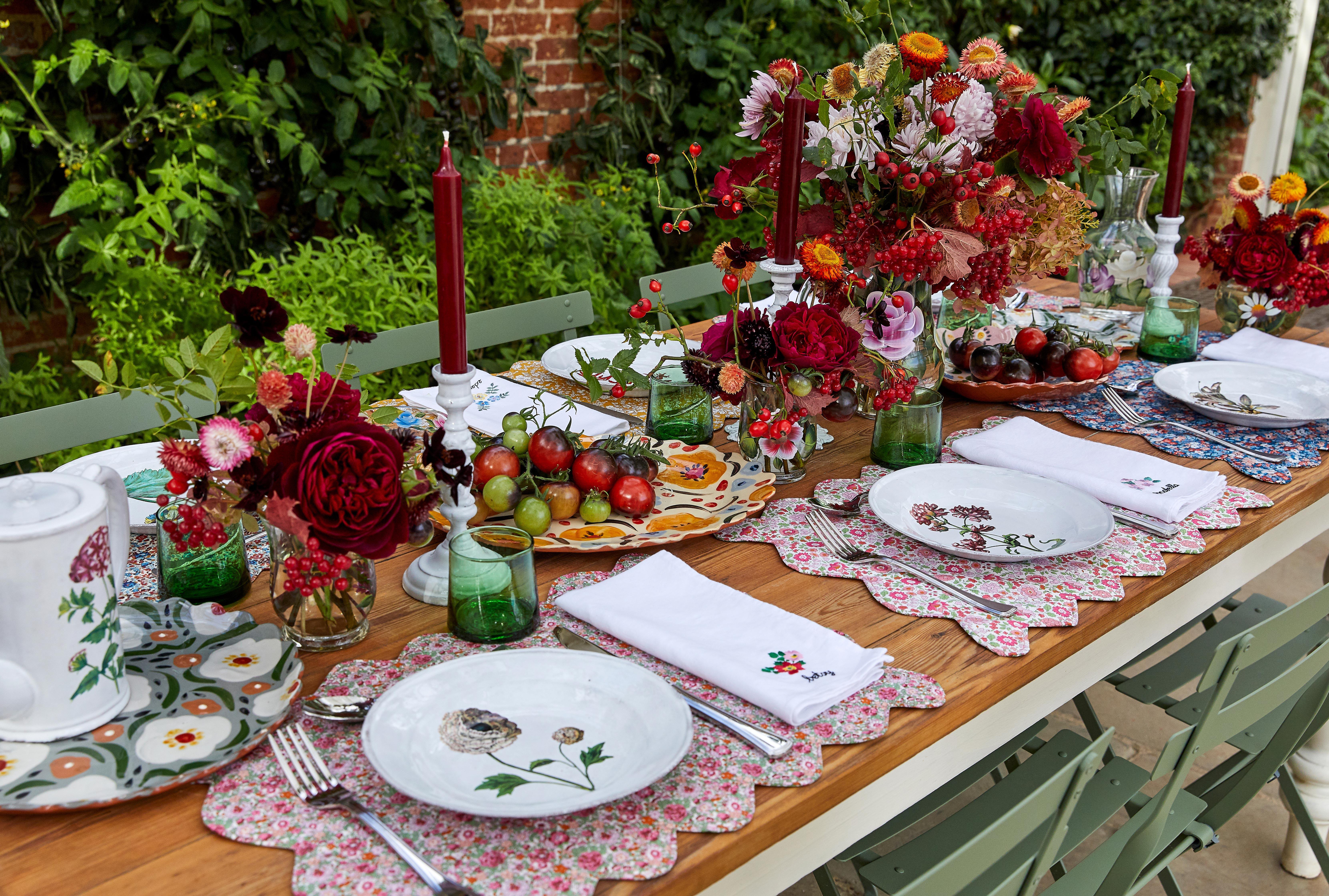 Enjoy A Colourful Winter Garden With The Floribunda Collective At Liberty