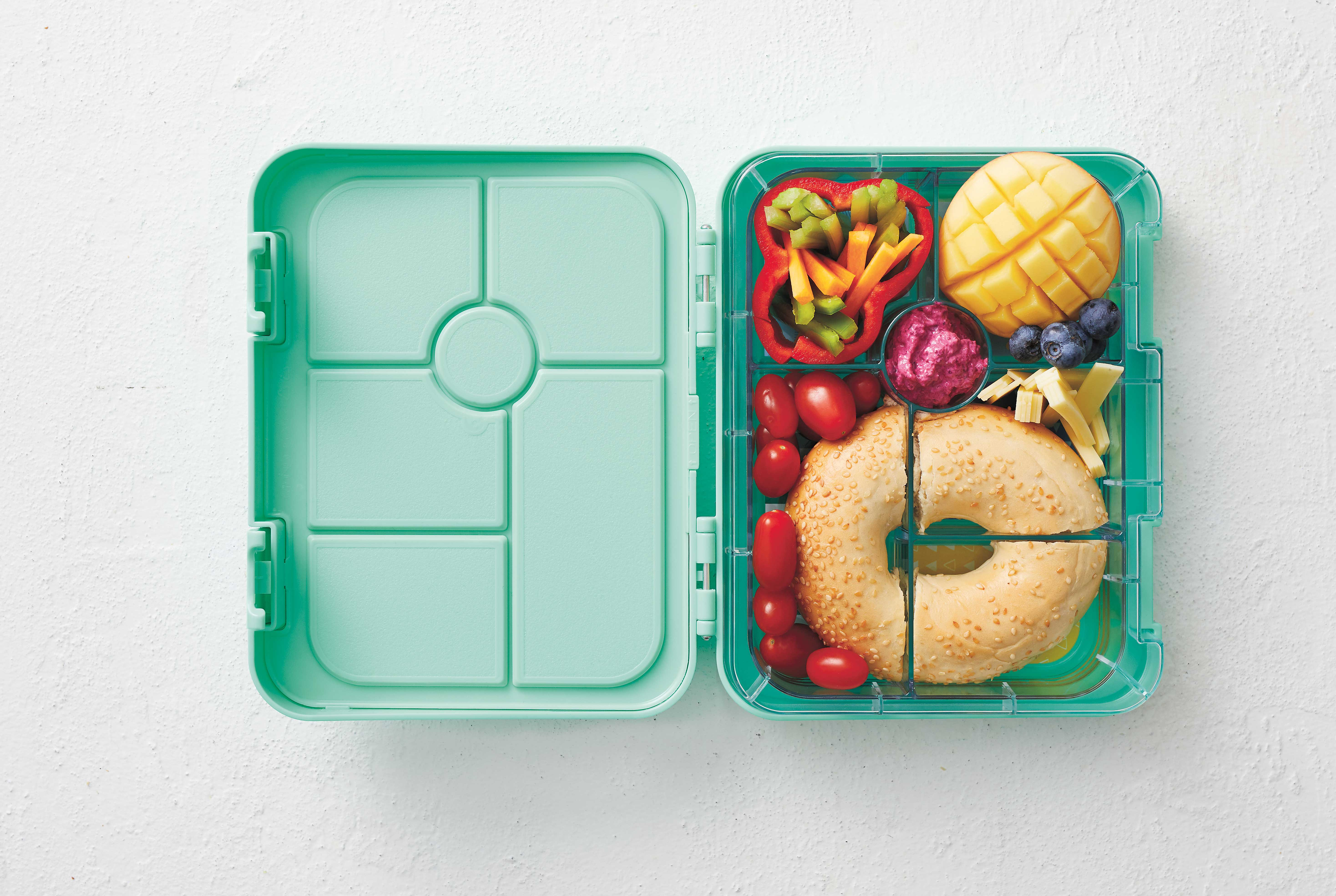 As School Season Descends, Lunchbox Express Delivers