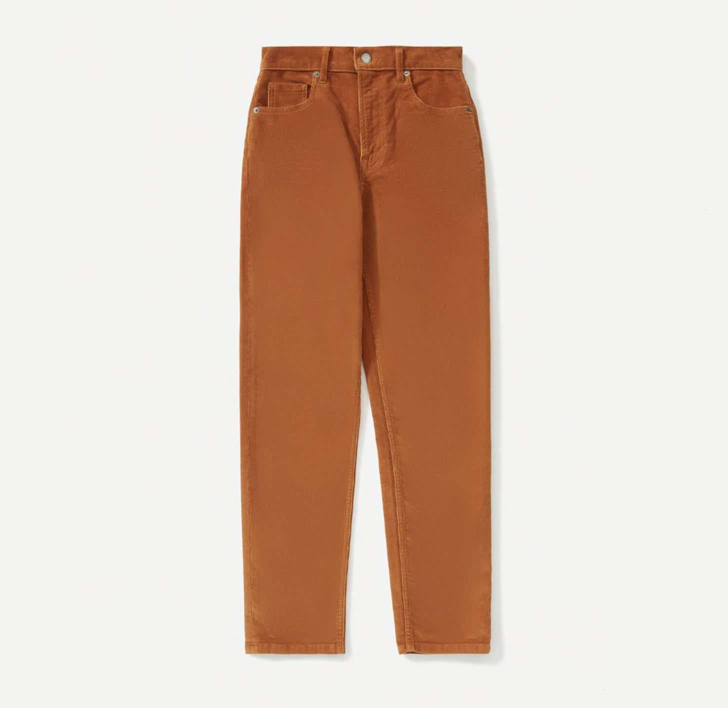 EVERLANE The Cheeky Straight Corduroy Pant — A$102