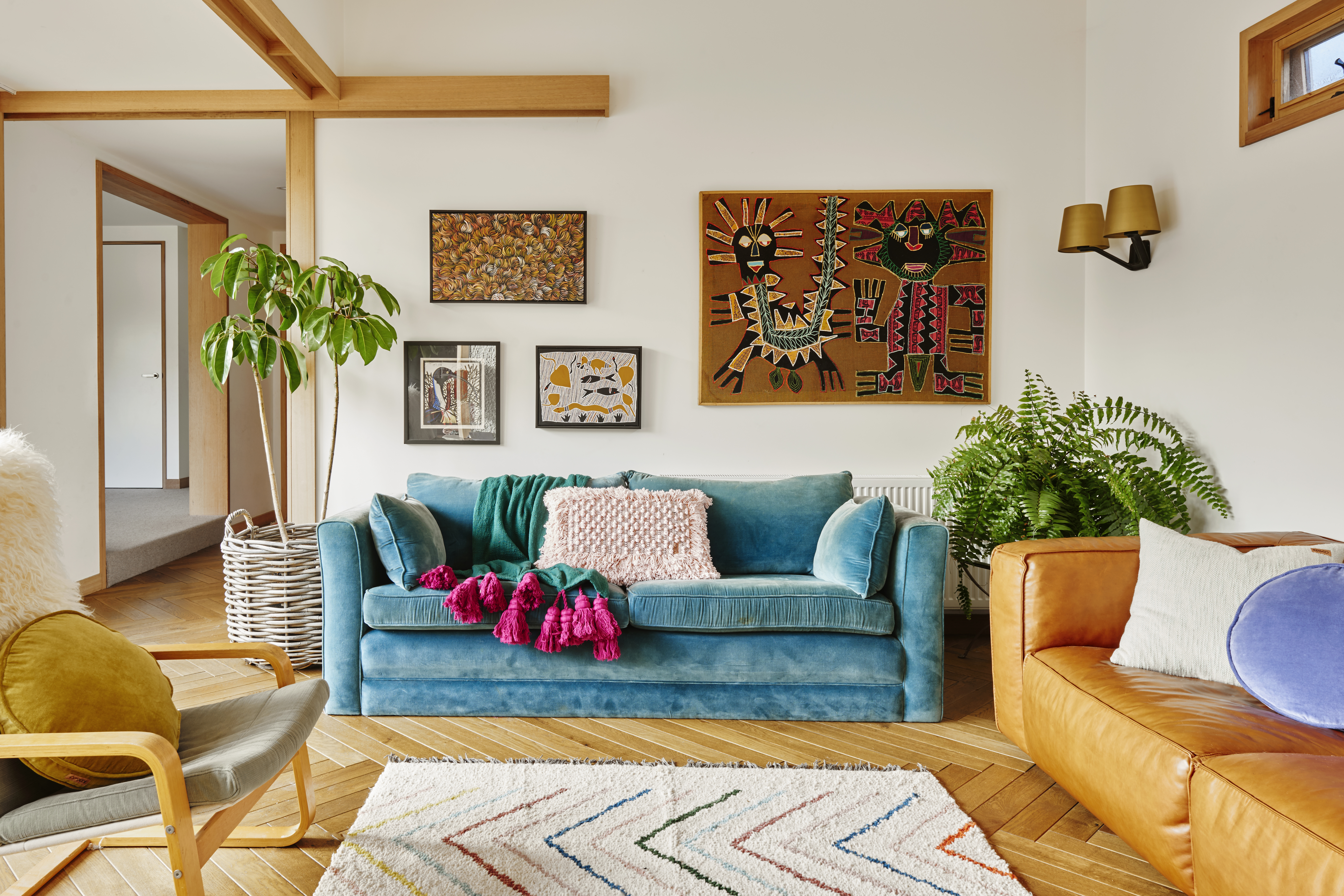 Lofty Aspirations: At Home With Kip&Co's Hayley Pannekoecke