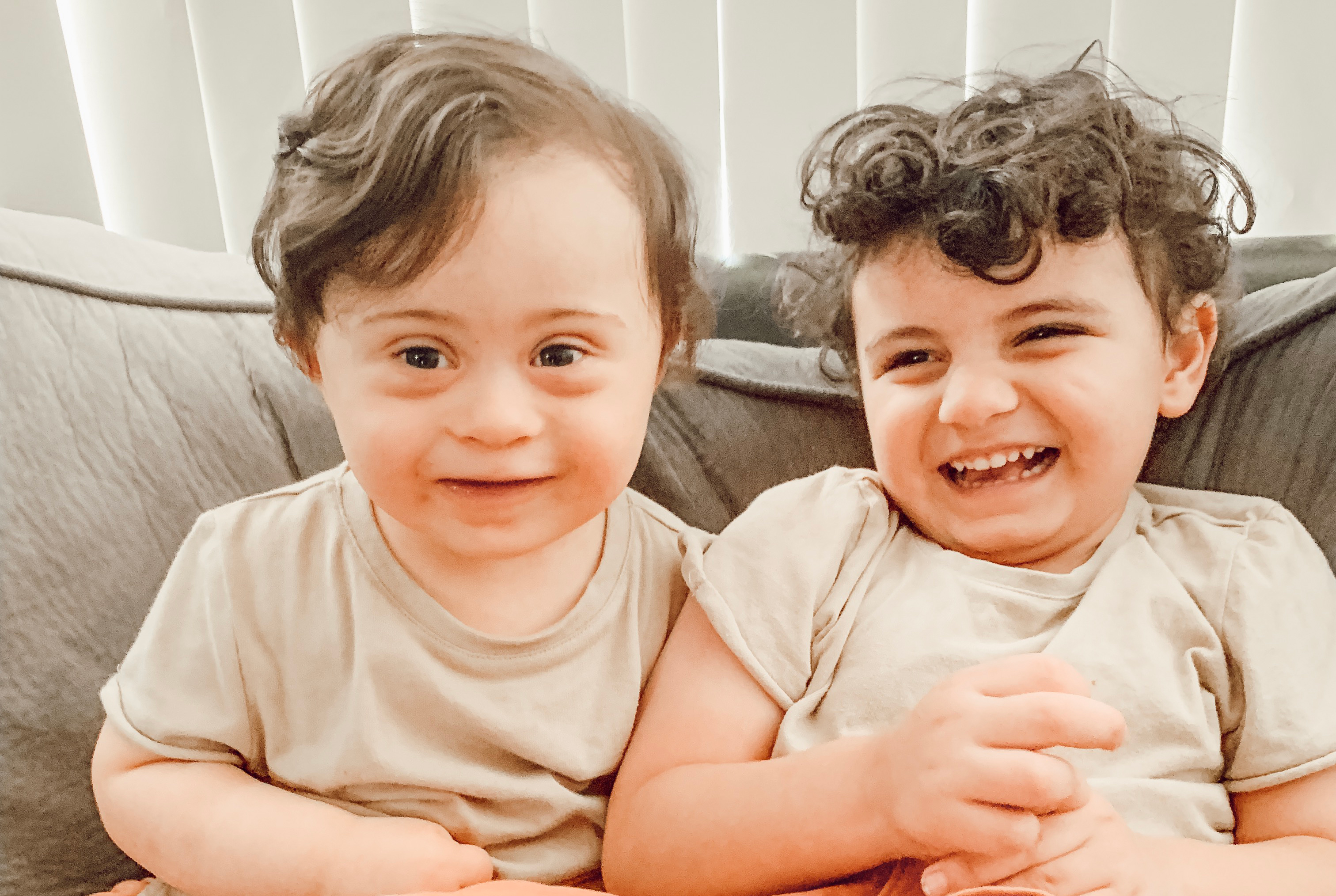 One Son with Down Syndrome and Another with Autism: The Busy and Beautiful Life of Sydney Mother Sarah
