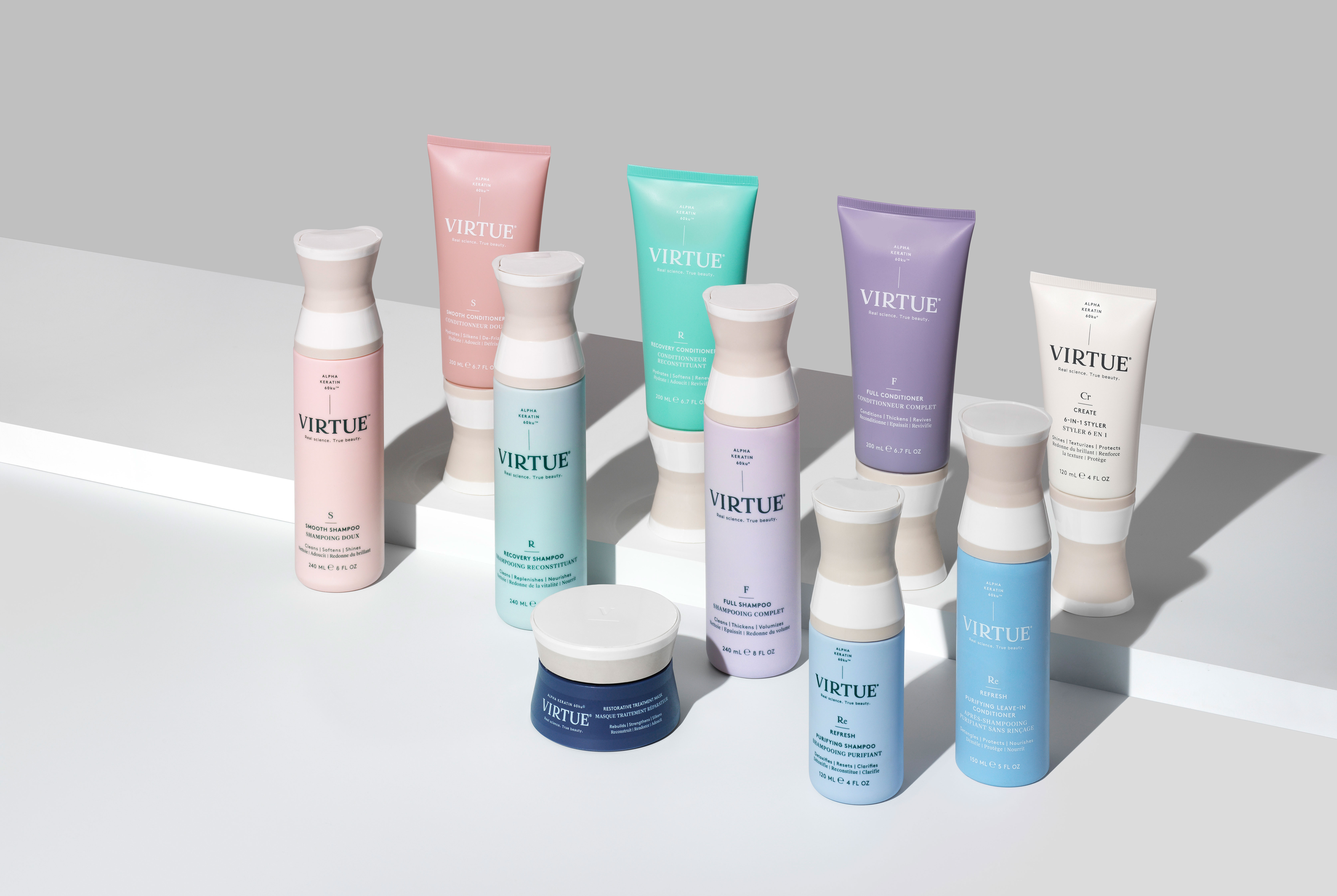 The Hair Care Line Promising To Eradicate Frizz With Biotech