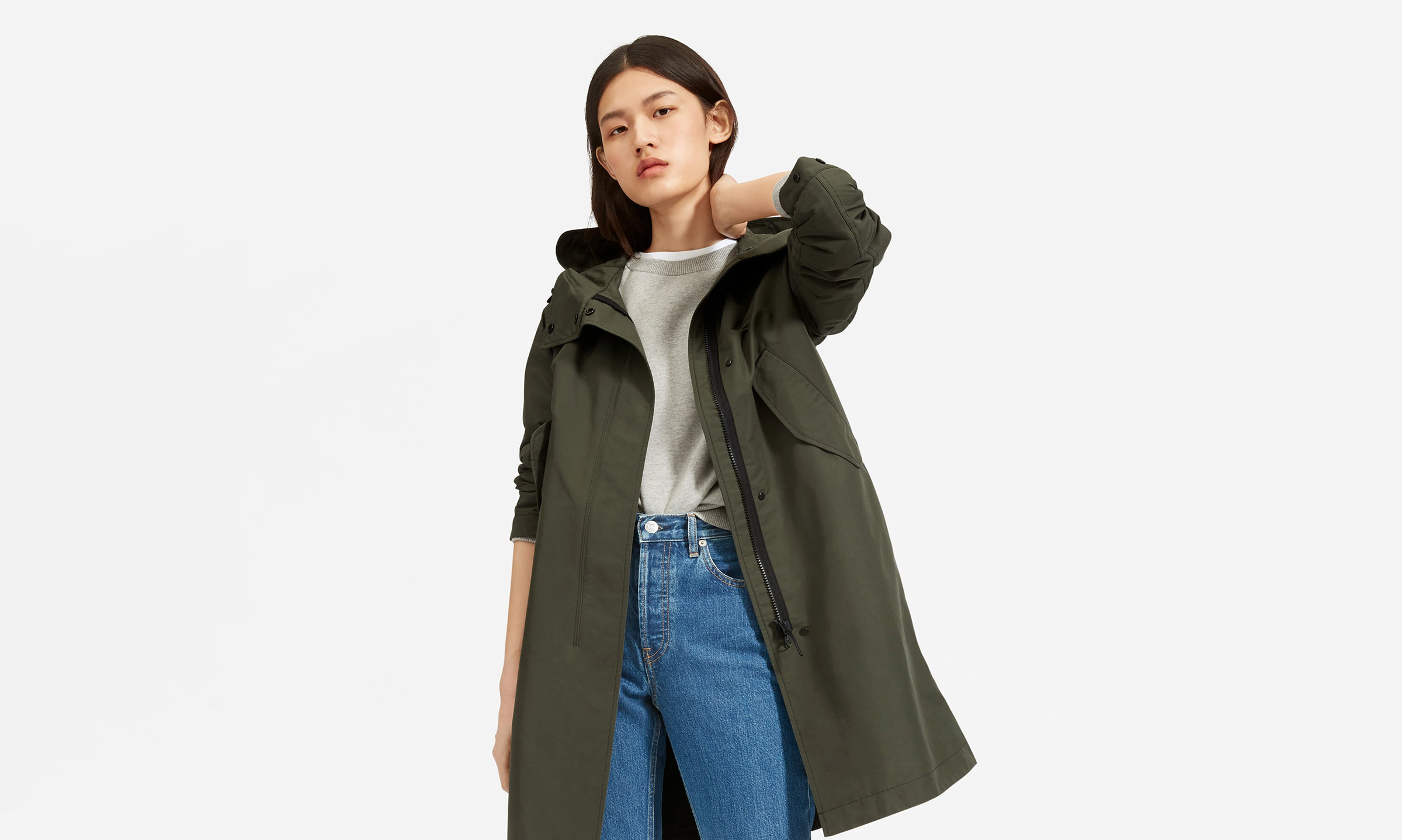 Chic Rain Jackets Exist, And Here's The (Water) Proof