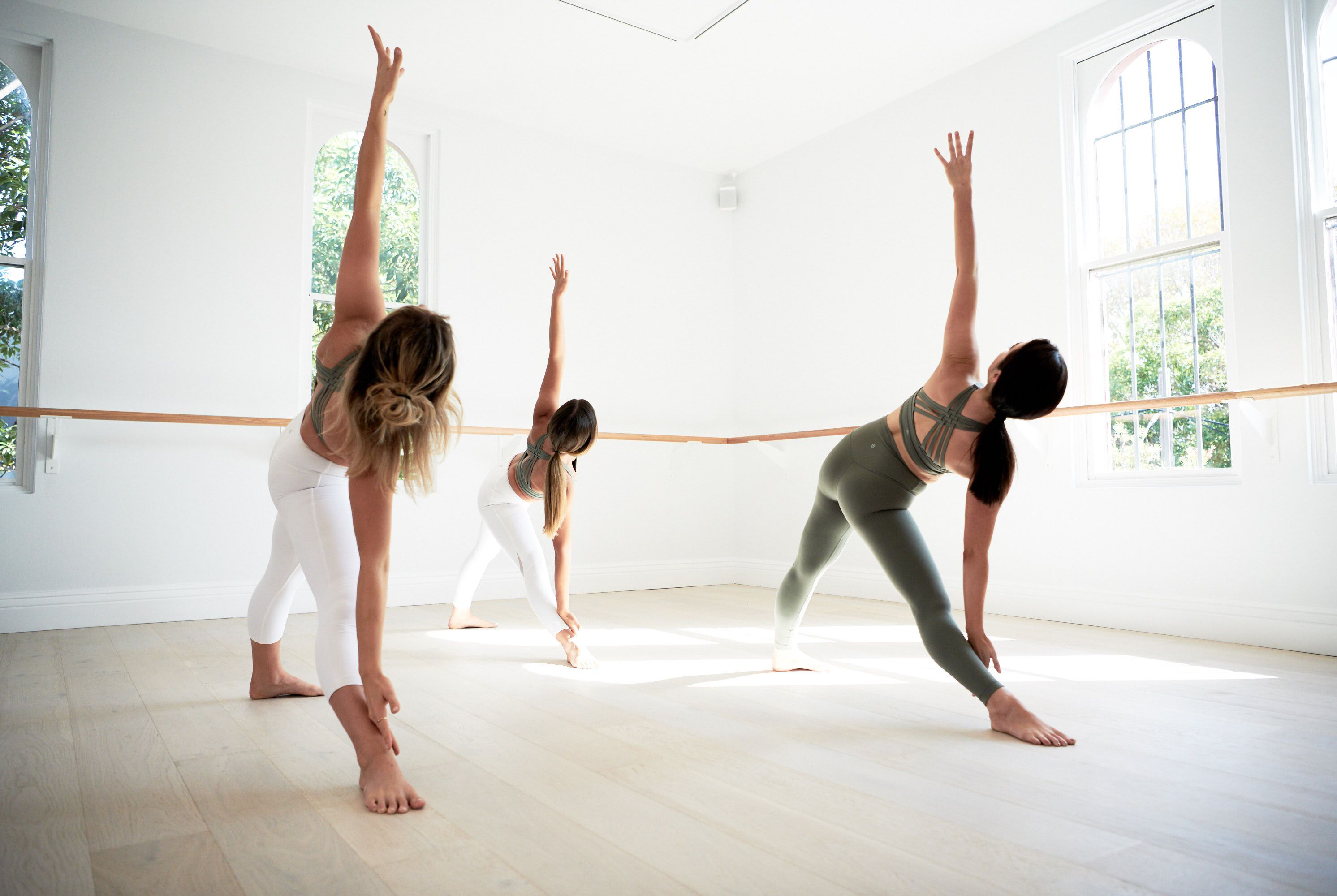 Working (and Working Out) From Home With Bodylove Pilates