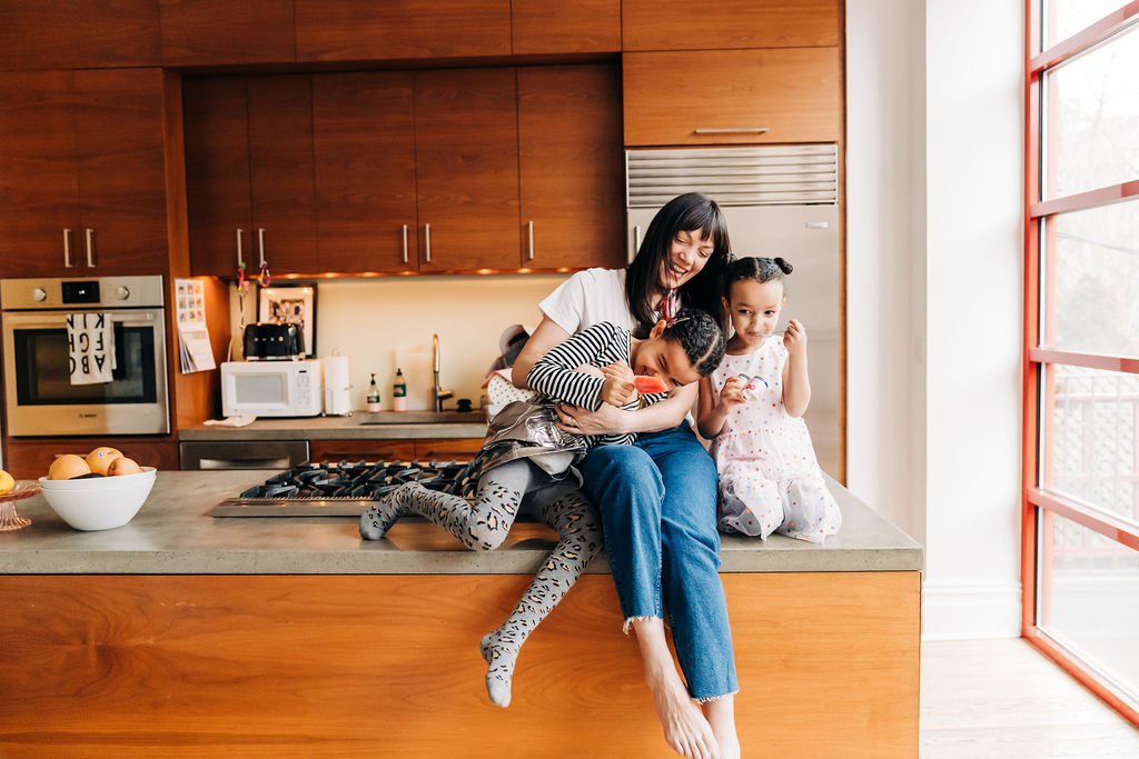 The Tale of Esther Adams Achara – What it's Like Living & Parenting in New York Right Now