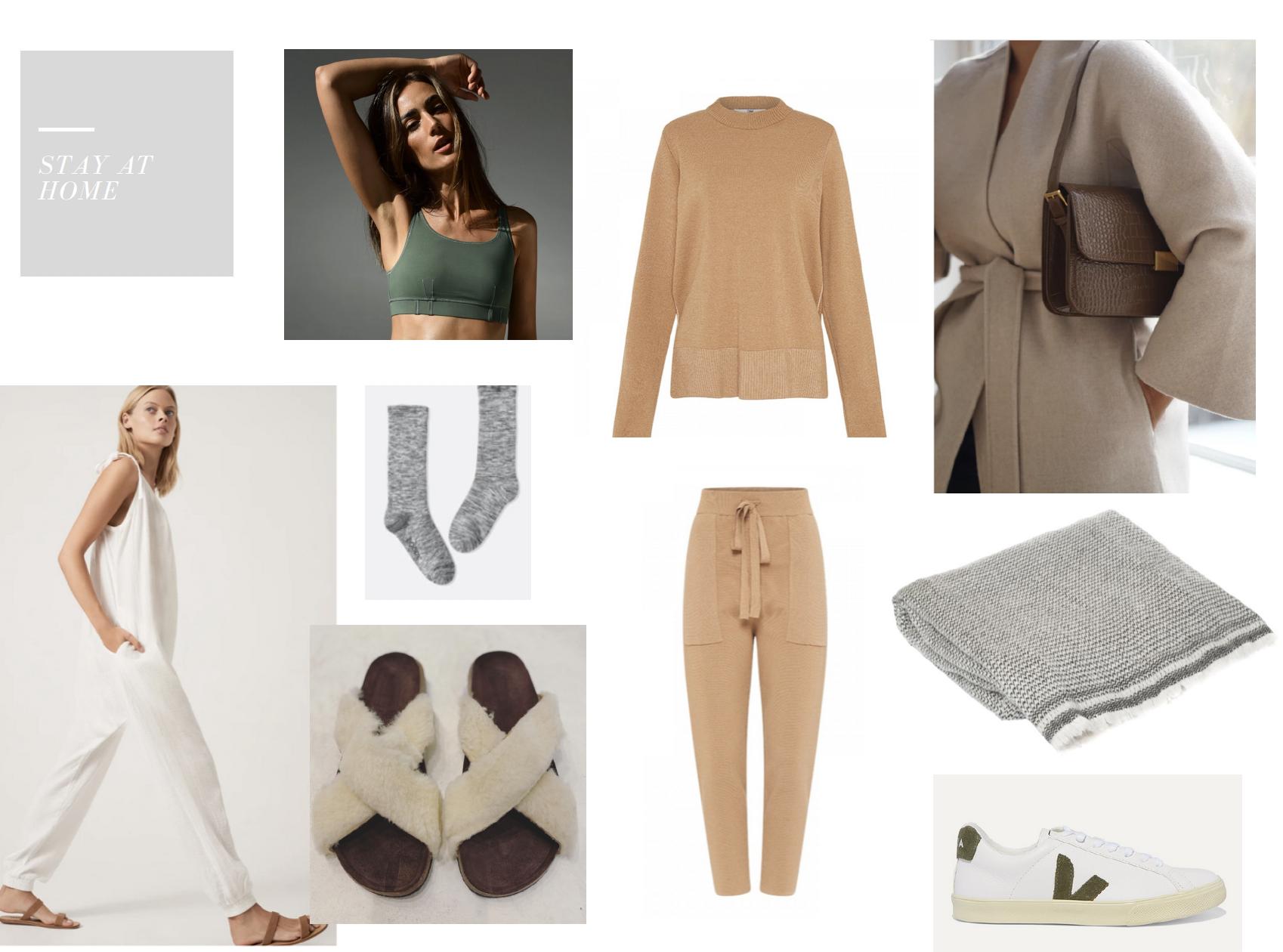 "Fashion & Interior Stylist Kristin Rawson Puts Together Her Edit of ""Comfy Chic"""