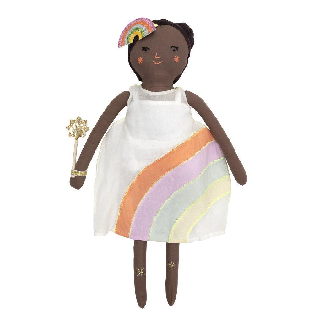 Meri Meri Mia Rainbow Doll  $65.00