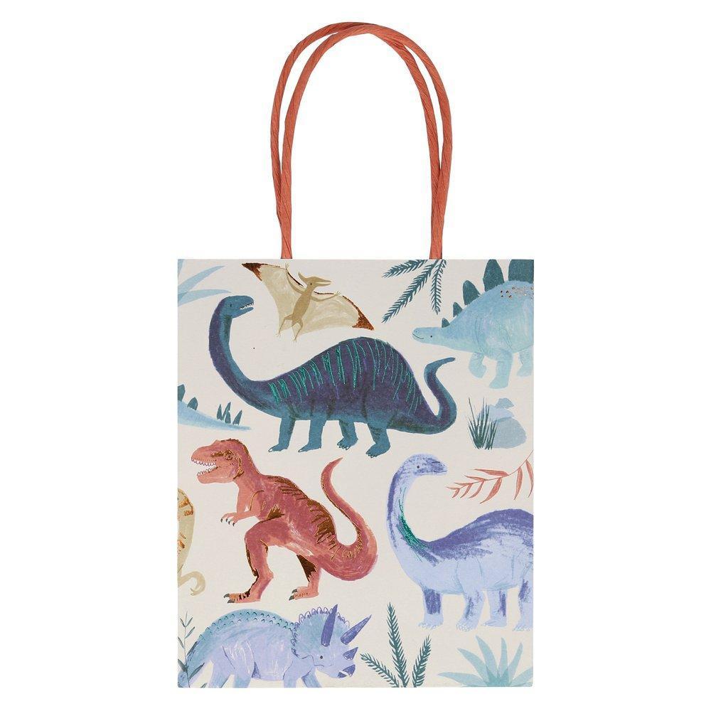 Meri Meri Dinosaur Kingdom Party Bags  $14.00