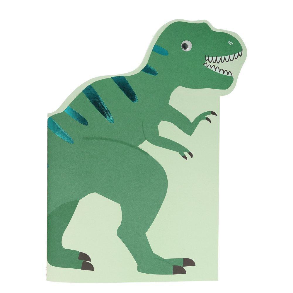 Meri Meri Dinosaur Sticker & Sketchbook  $12.00
