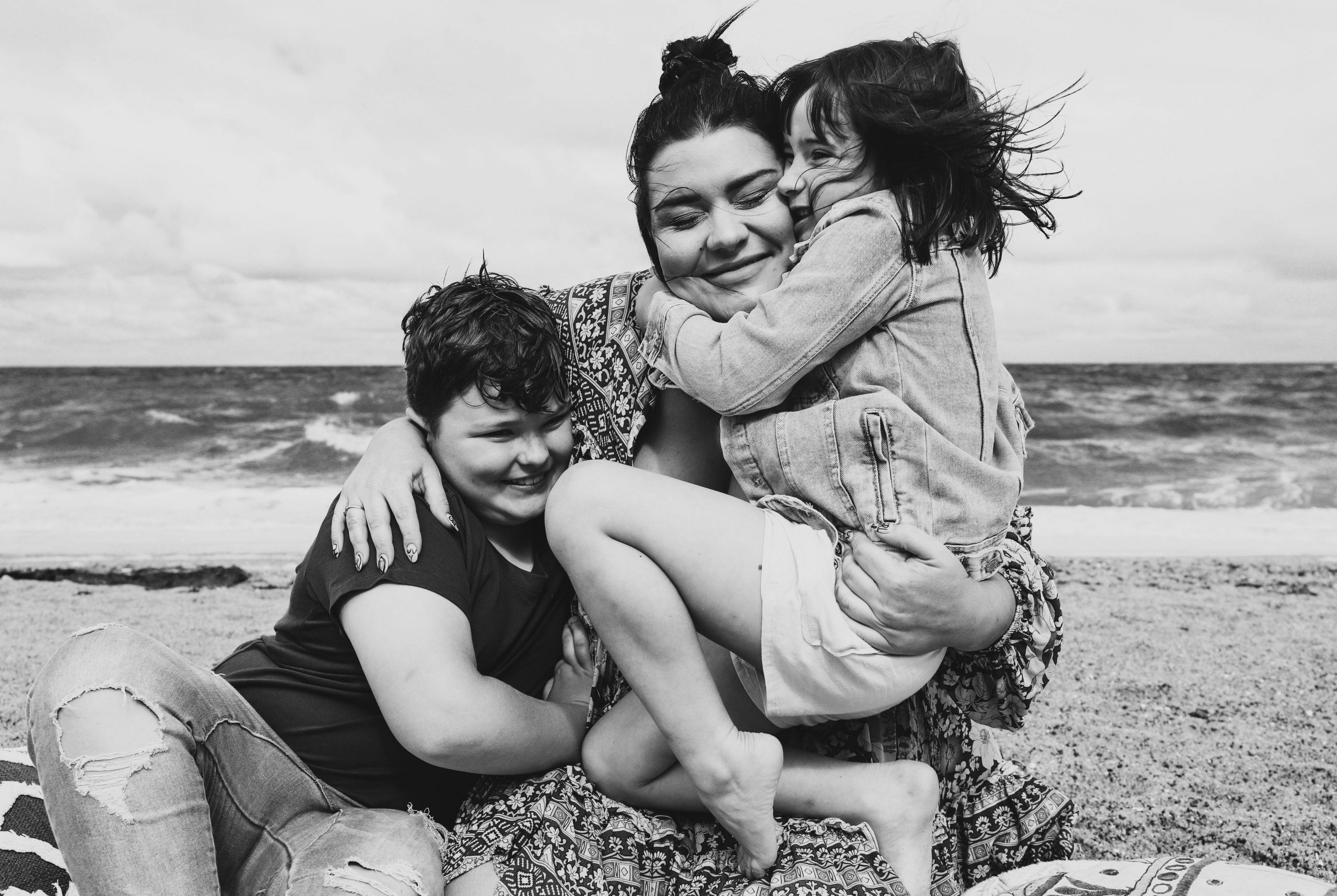 """""""Being Aboriginal gives you resilience"""" – Murri Mama Justine Reid on Motherhood, Trauma, and Speaking Out"""