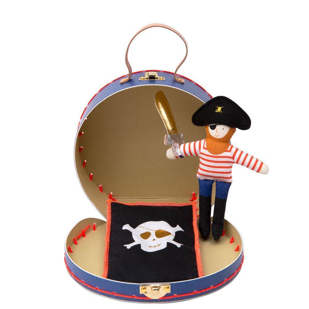Meri Meri Mini Pirate Suitcase  $30.00