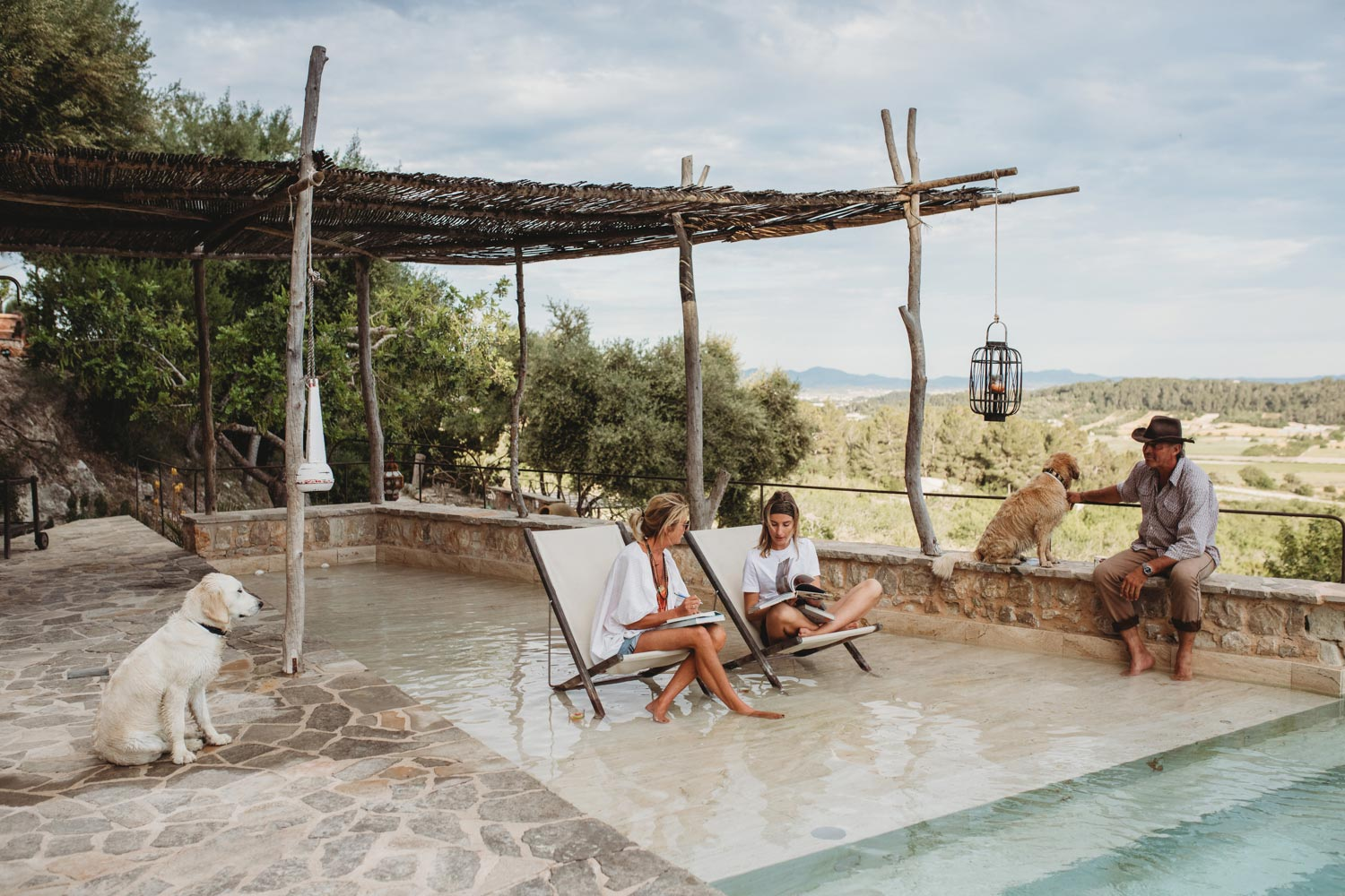 Osa Major's Brenda Ooteman On Living A Barefoot Life in Mallorca