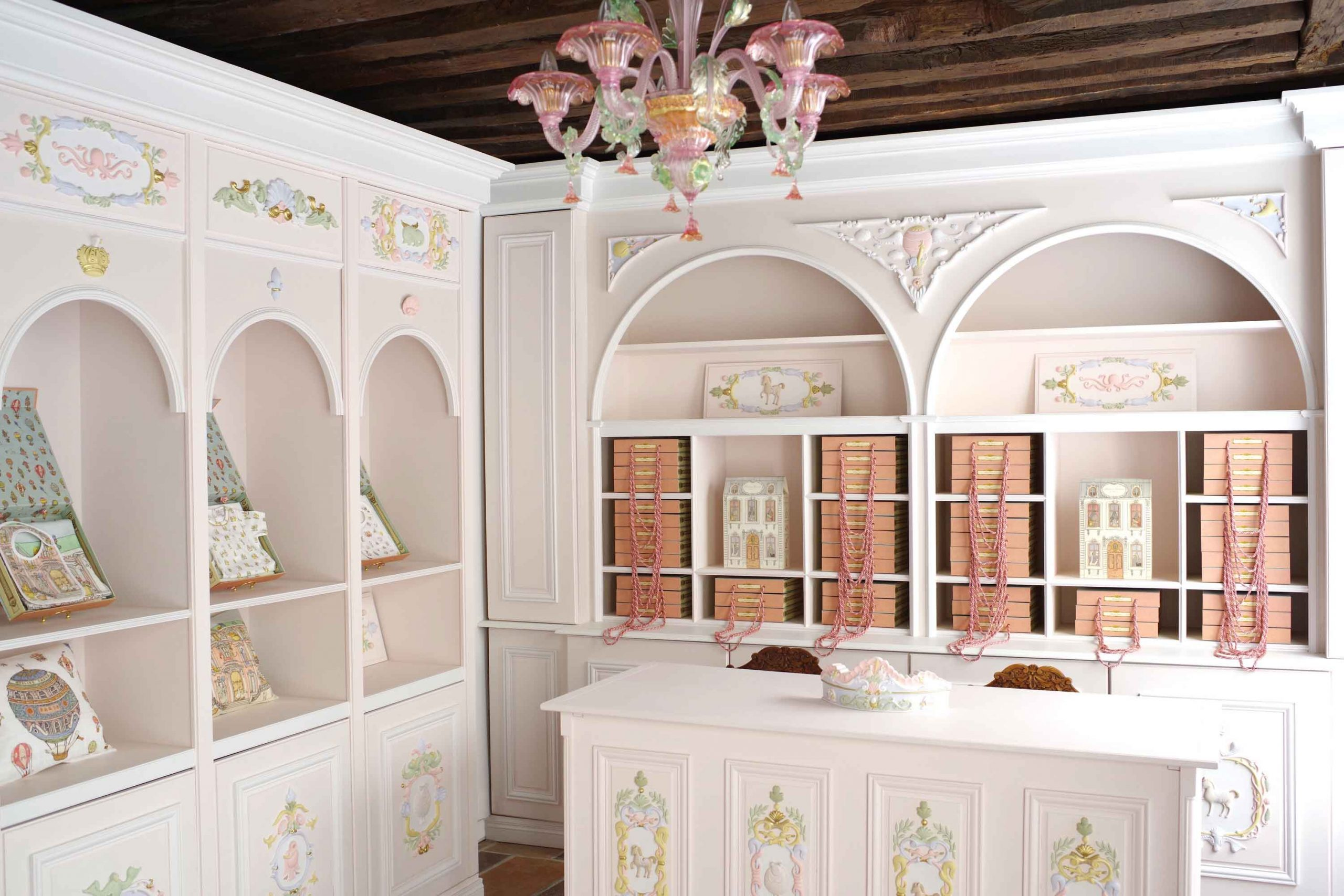 Welcome to Atelier Choux – the Dreamiest Baby Store in Paris