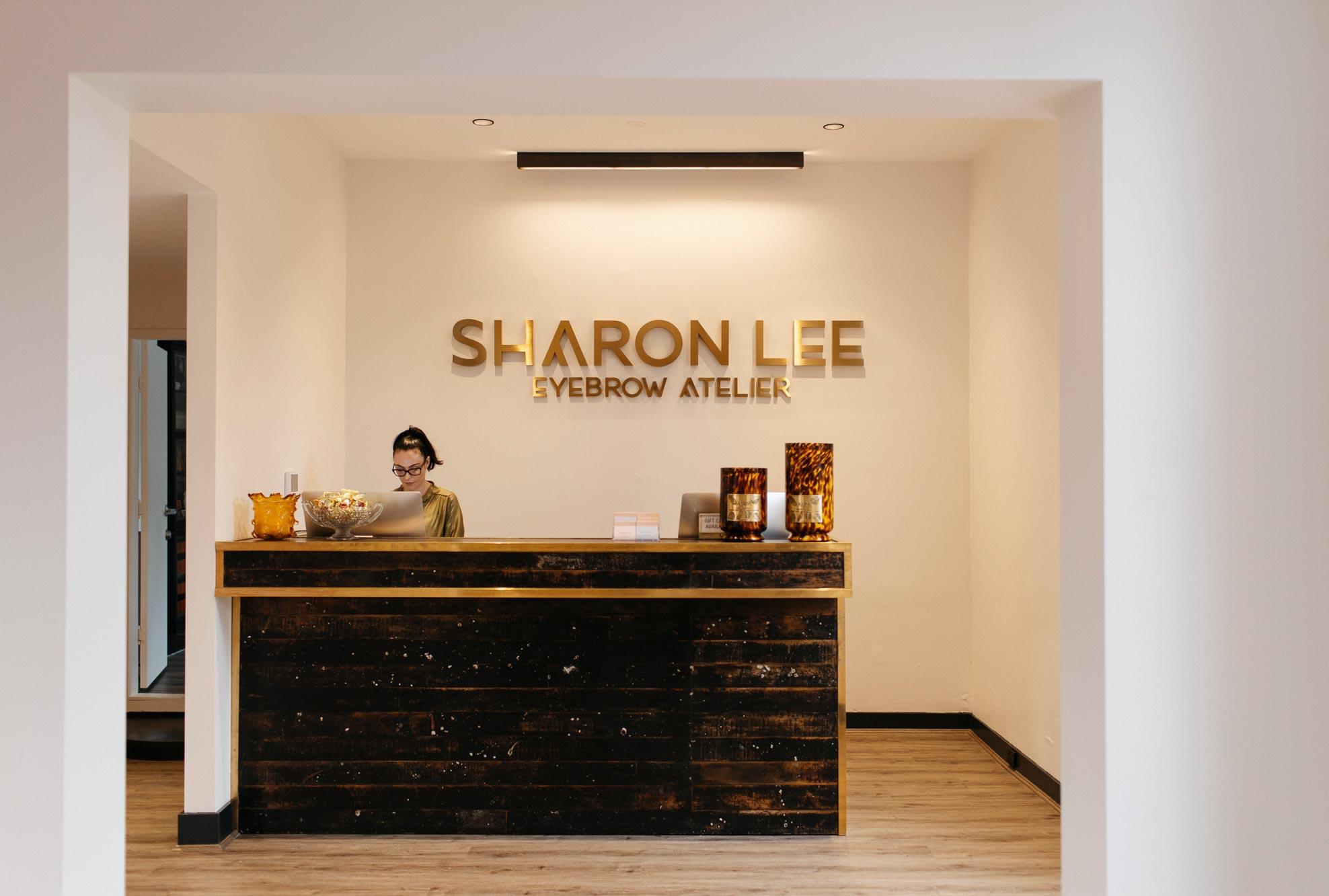 Inside the Home & Atelier of Celebrity Eyebrow Queen Sharon Lee