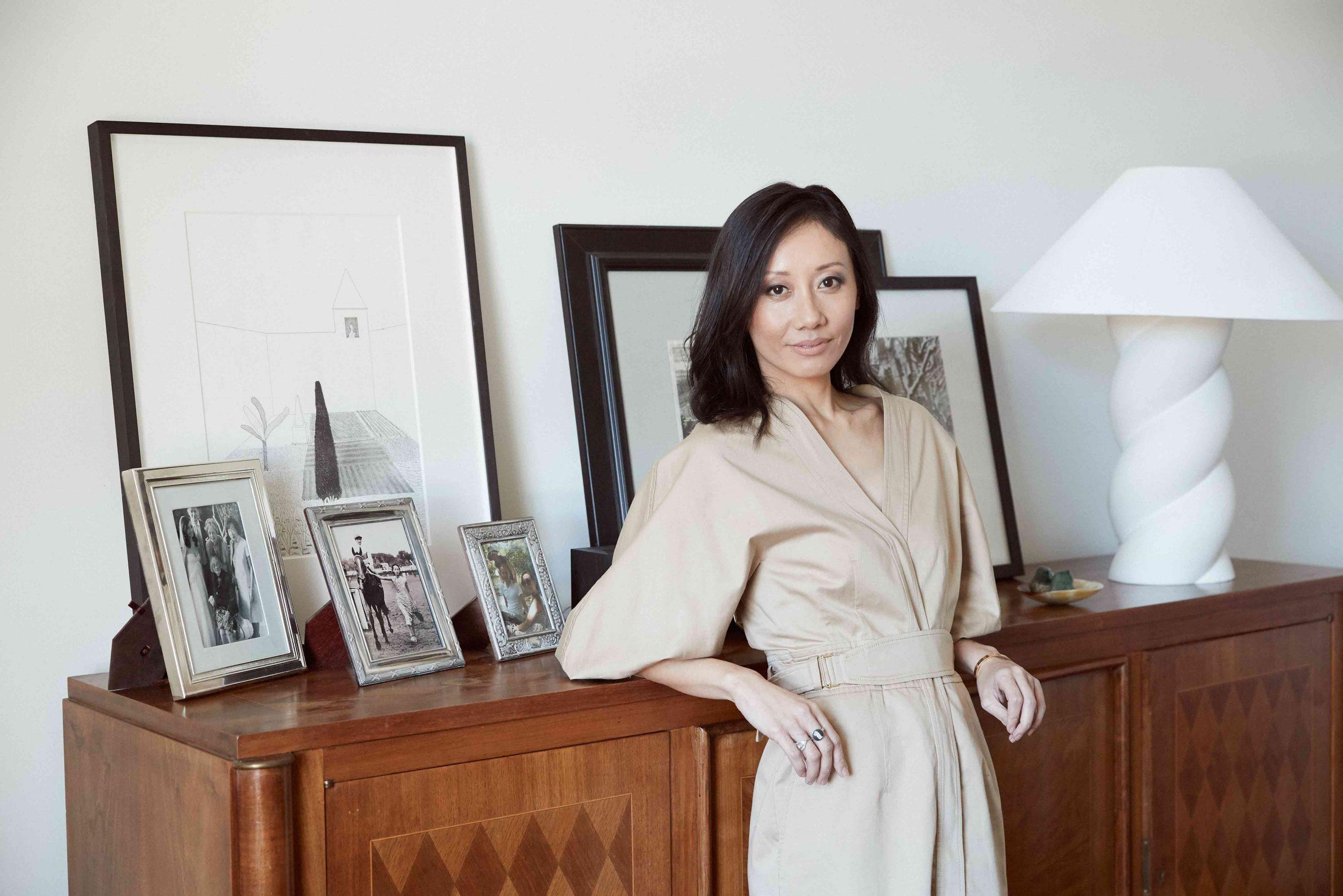 Inside the World of Interior Designer Gillian Khaw