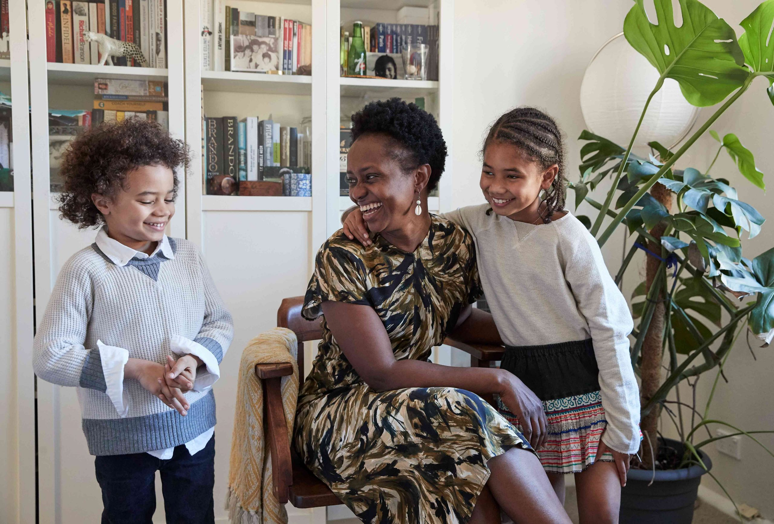 The Tale of Aminata Conteh-Biger – Her Journey from Unimaginable Trauma to Becoming a Power for Good