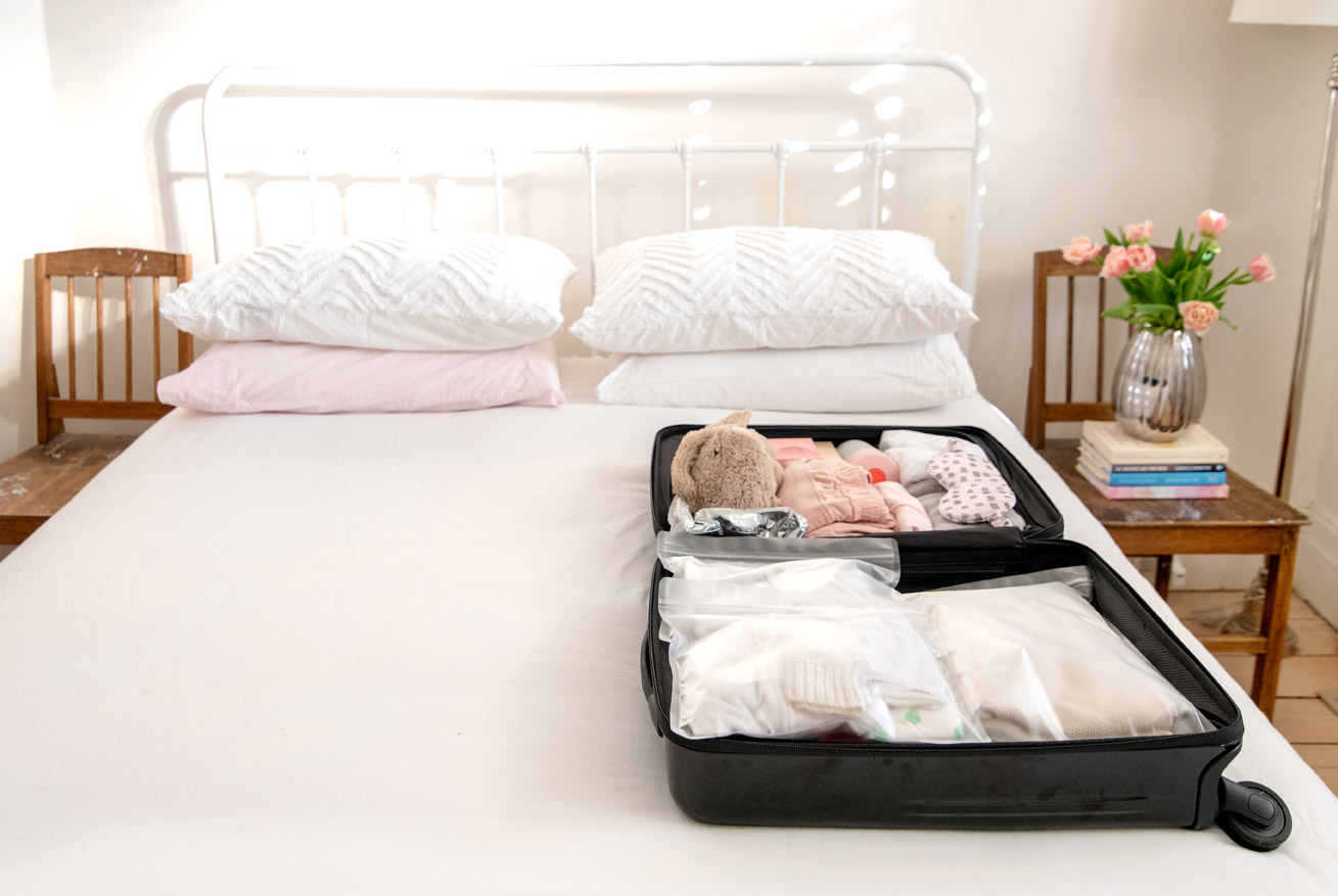 Packing Your Hospital Bag? You'll Need The Suite Set
