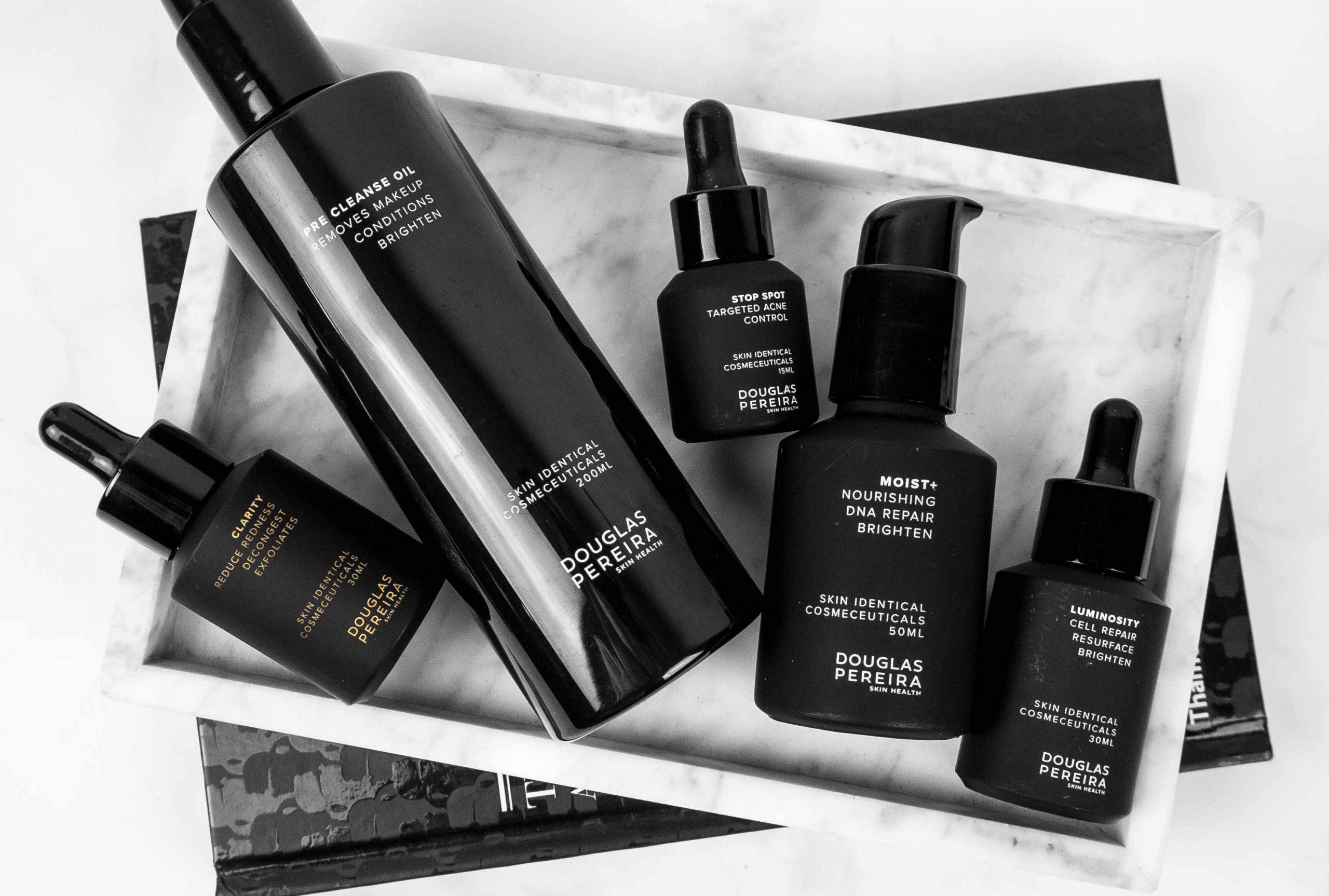 Douglas Pereira's Exclusive Skincare Range Works Miracles
