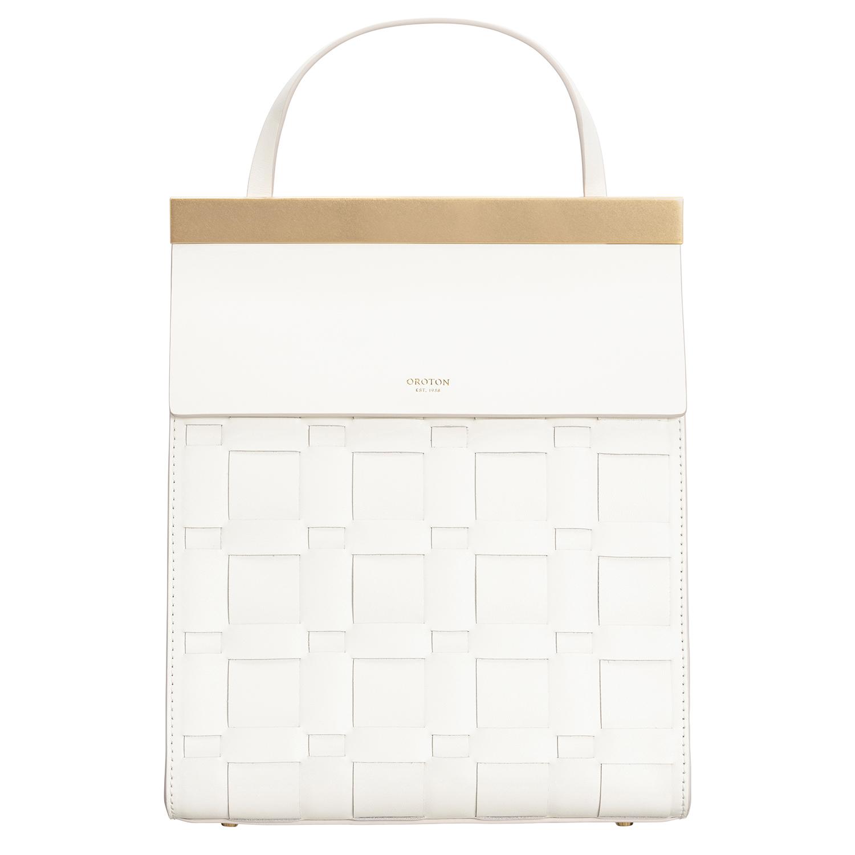 Oroton Jerome Woven Day Bag $699