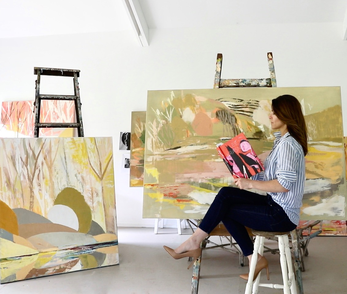 Artist Belynda Henry Creates the Landscape Paintings of our Dreams
