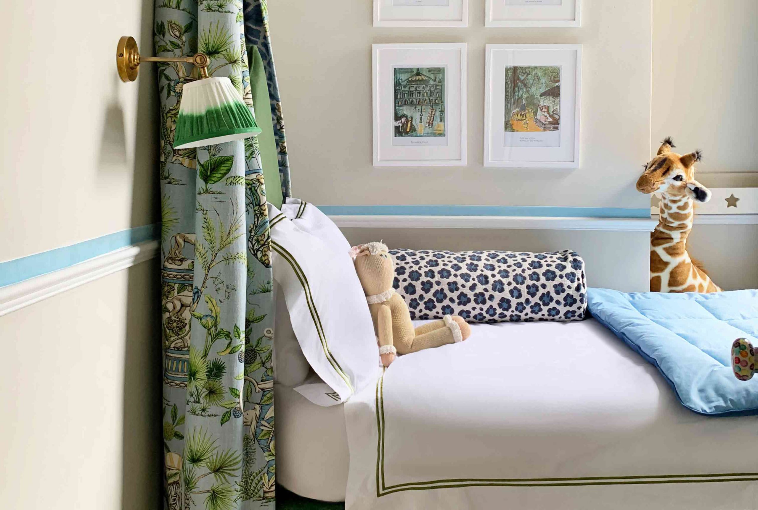 Claire Brayford's Advice on Decorating Your Children's Bedroom