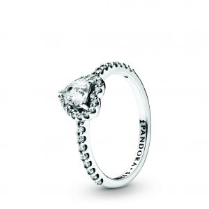 Kate Fowler – Pandora Elevated Heart Ring