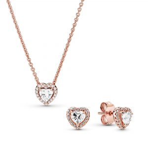 Kate Fowler Rose Gold Set