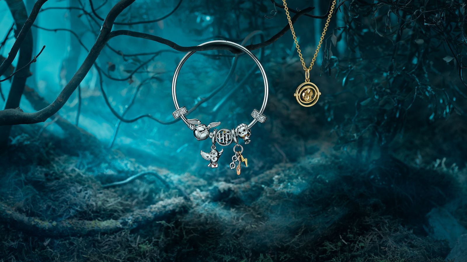 Pandora's Harry Potter Collection will be on Every Child's Wish List this Christmas