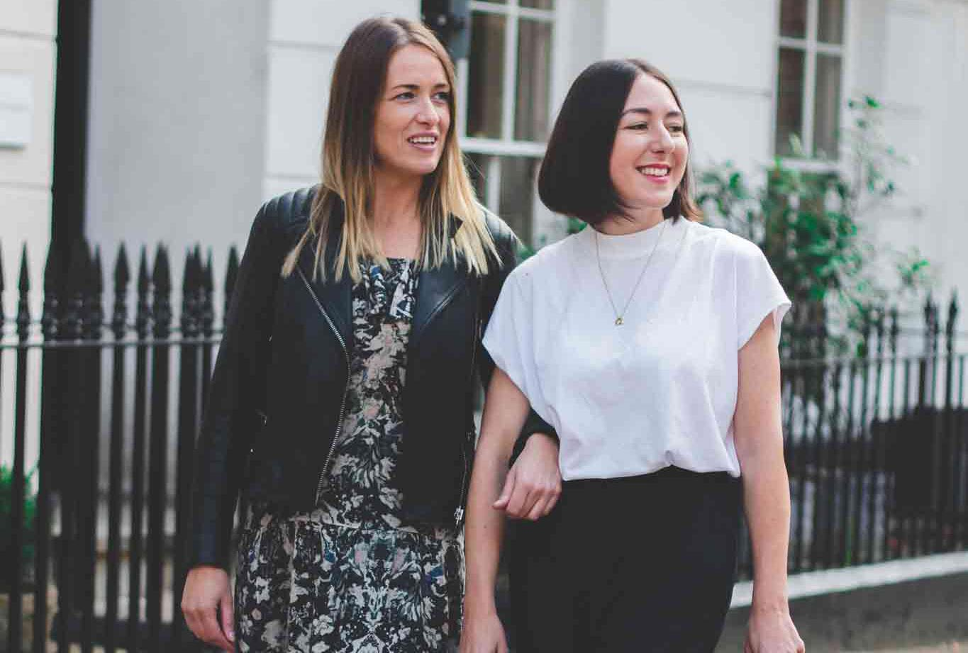 Jem + Bea Set Out to Solve Every Style-Conscious Mum's Problem