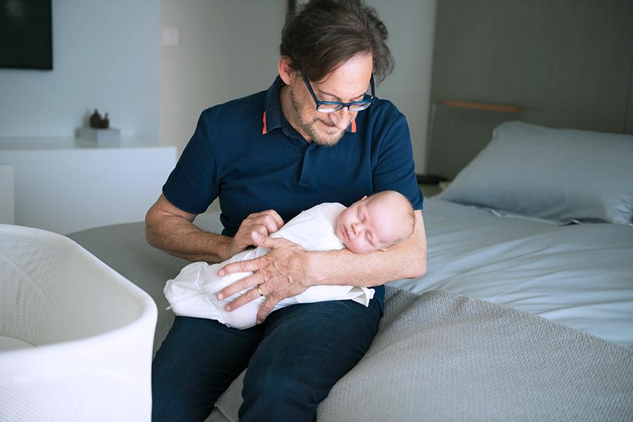 Dr Harvey Karp on Soothing Babies and Thriving as a New Parent – Episode​ 39 of The Grace Tales Podcast