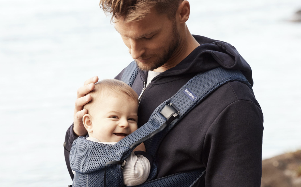Product review: BABYBJÖRN Baby Carrier One Air